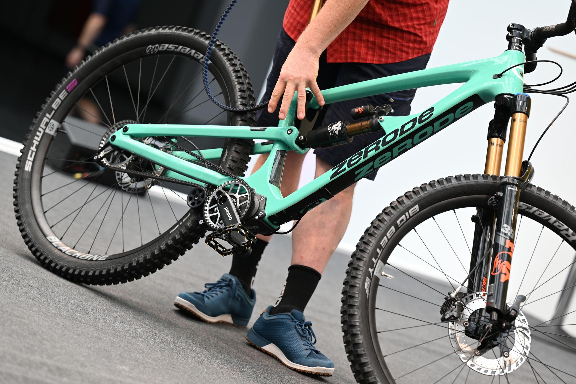 Fahrradneuheiten stimmen auf die 29. Eurobike ein