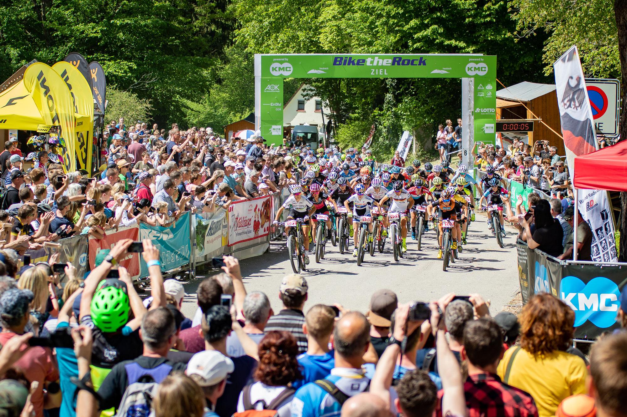 Bike The Rock: Heubach feiert 2021 an zwei Wochenenden