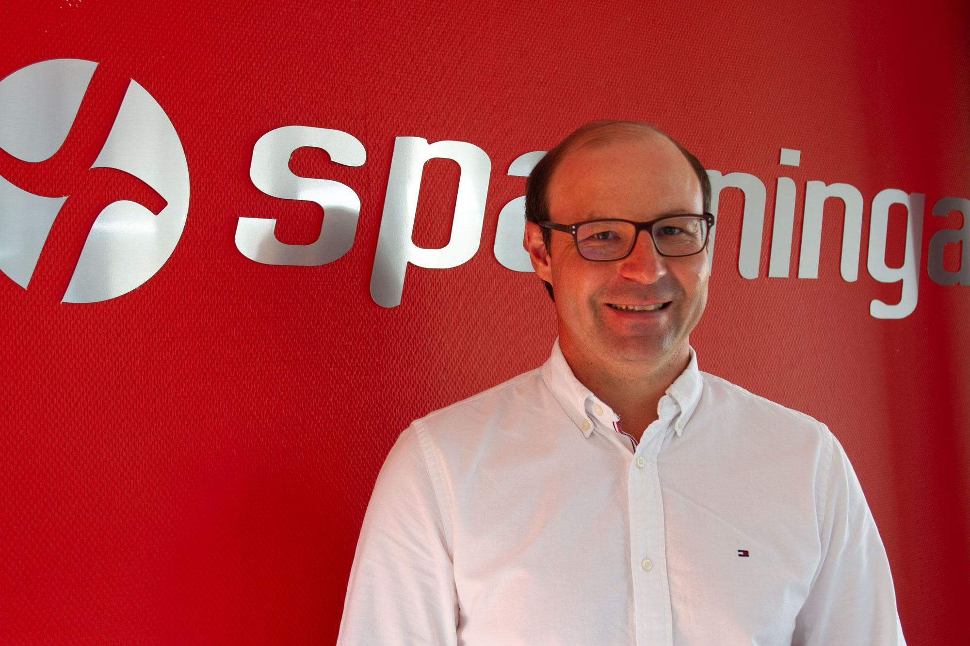 Neuer International Key Account Manager bei Spanninga