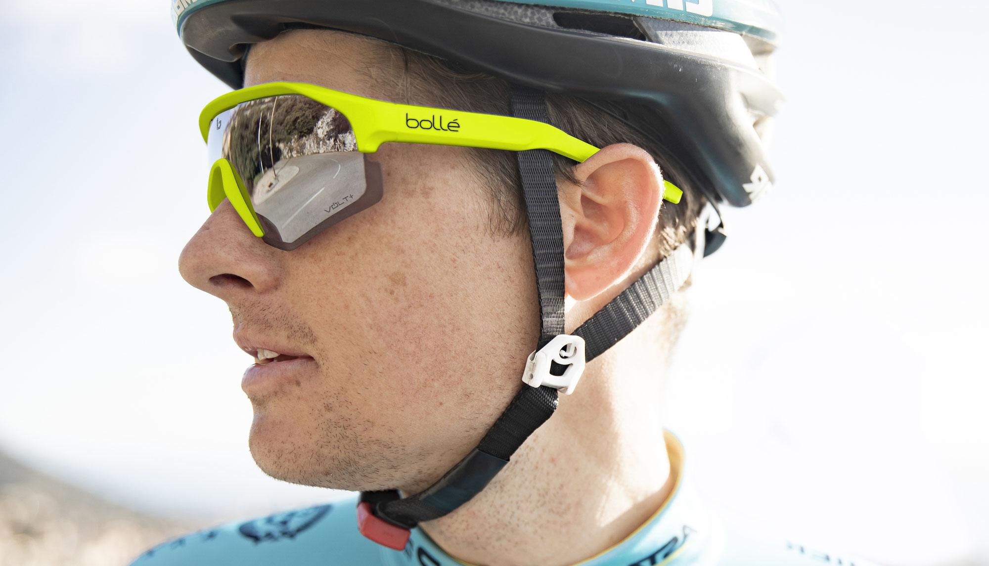 Bollé VOLT+ feiert sein Tour de France Debüt