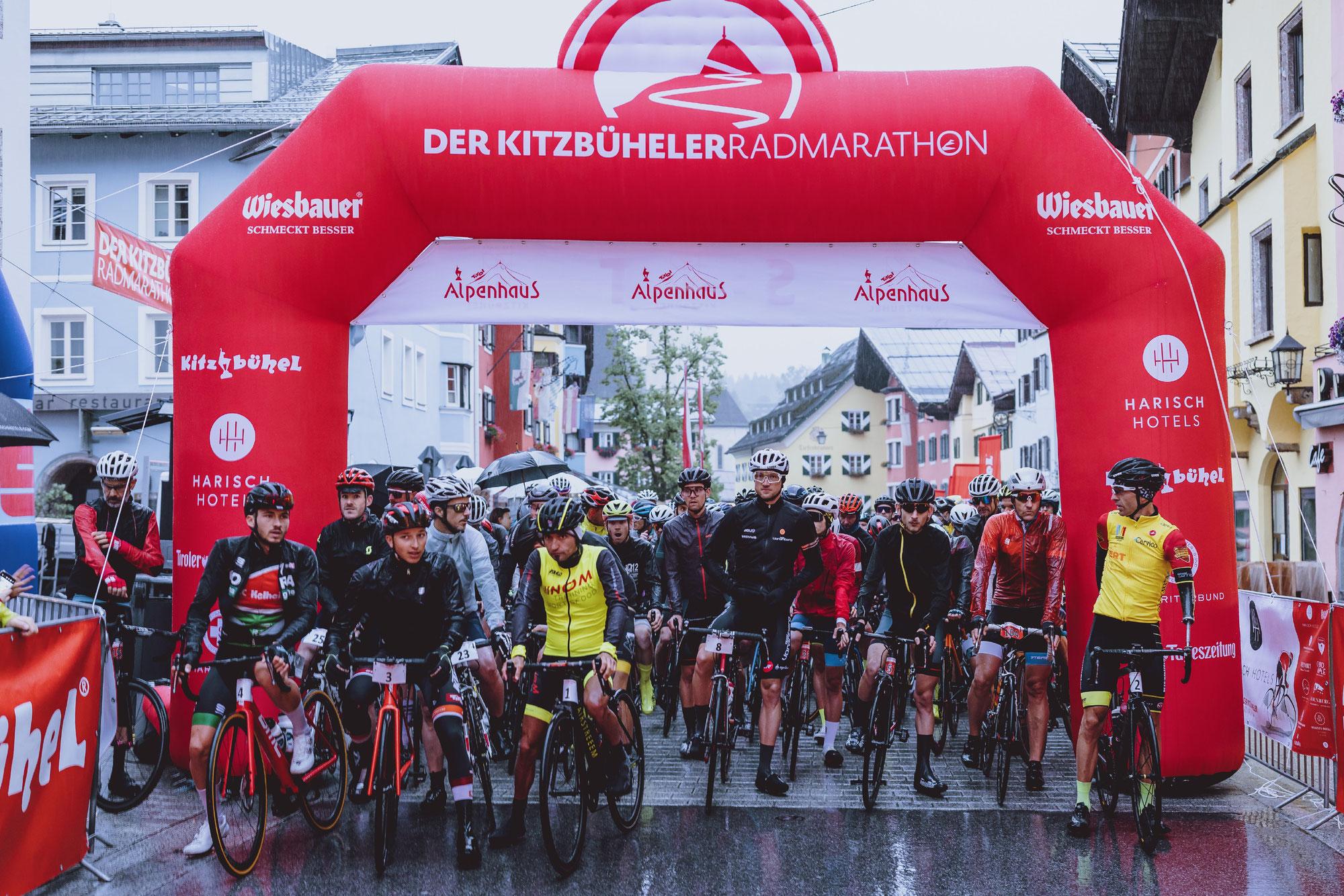 """Häckl """"läuft"""" bei 1. Kitzbüheler Radmarathon zum Sieg"""