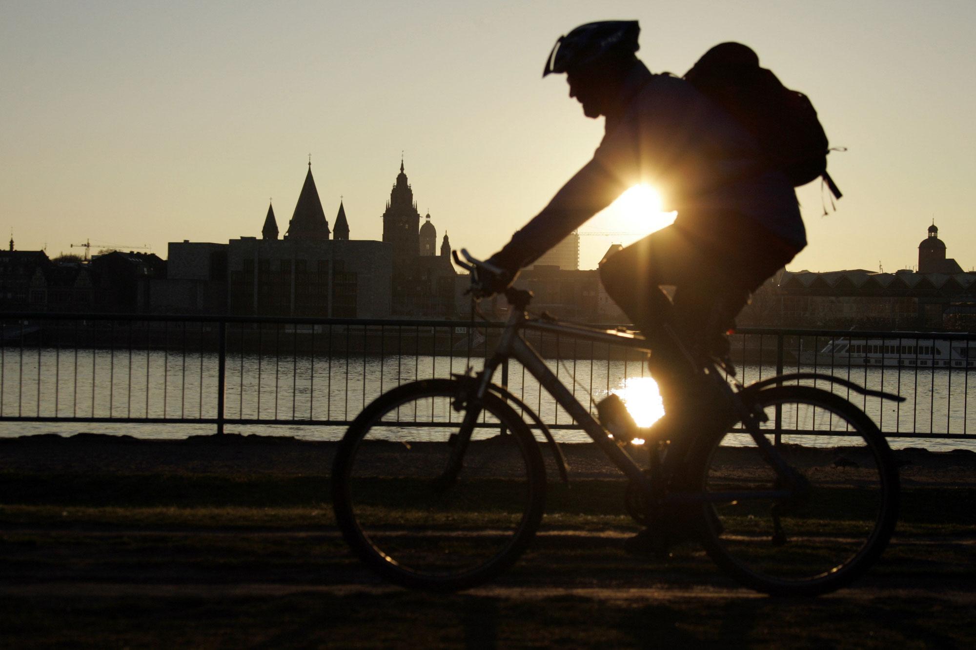 Bike Citizens: Radfahren in Mainz wird belohnt