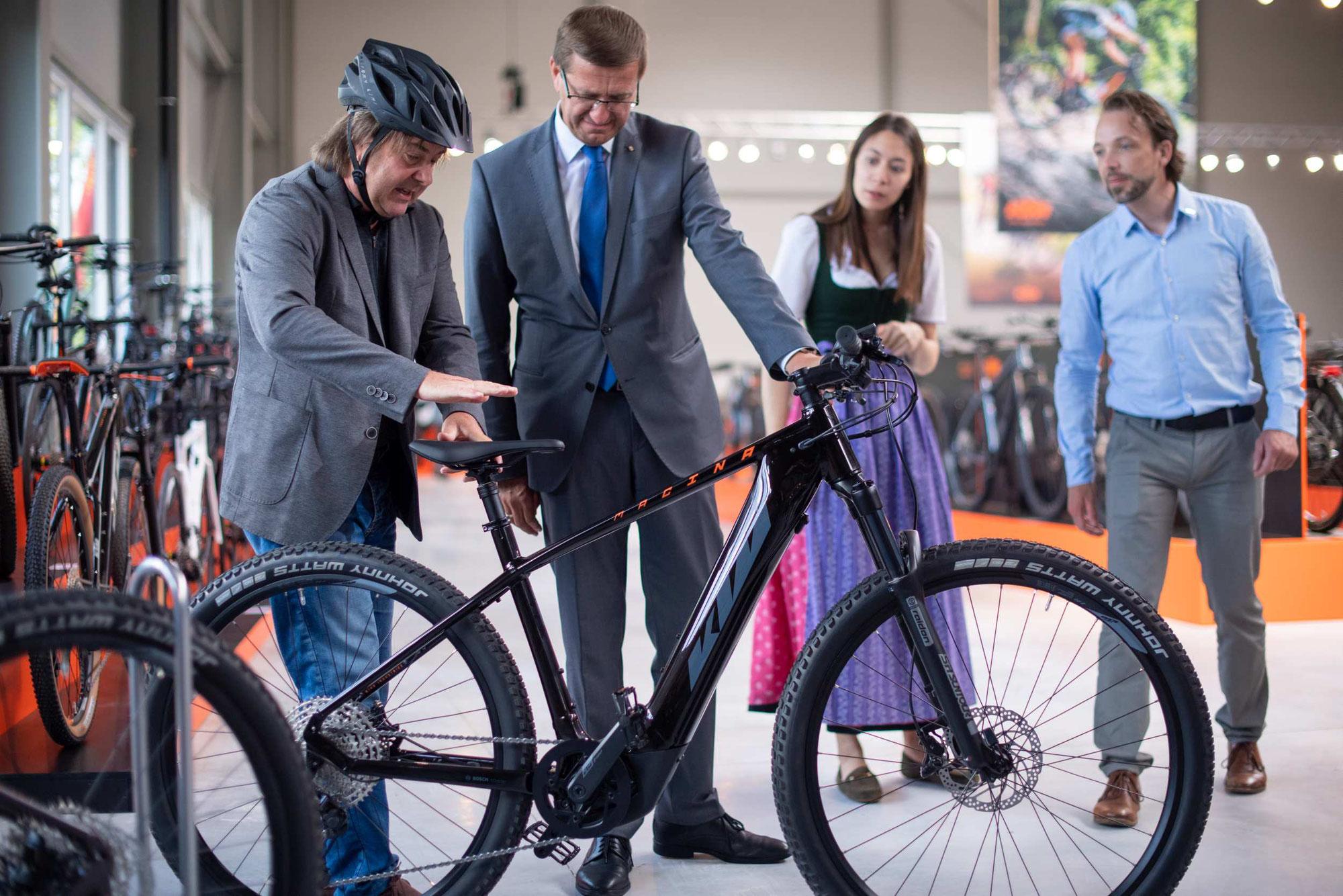 KTMs 30 Millionen-Impuls für die Mobilitätswende