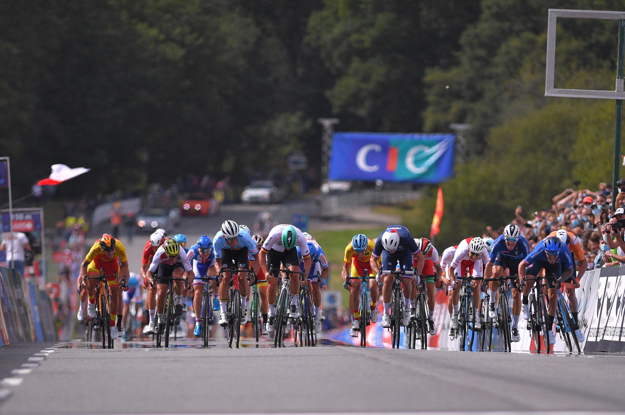 European Championships Munich 2022 verkünden Straßenradsport-Strecken