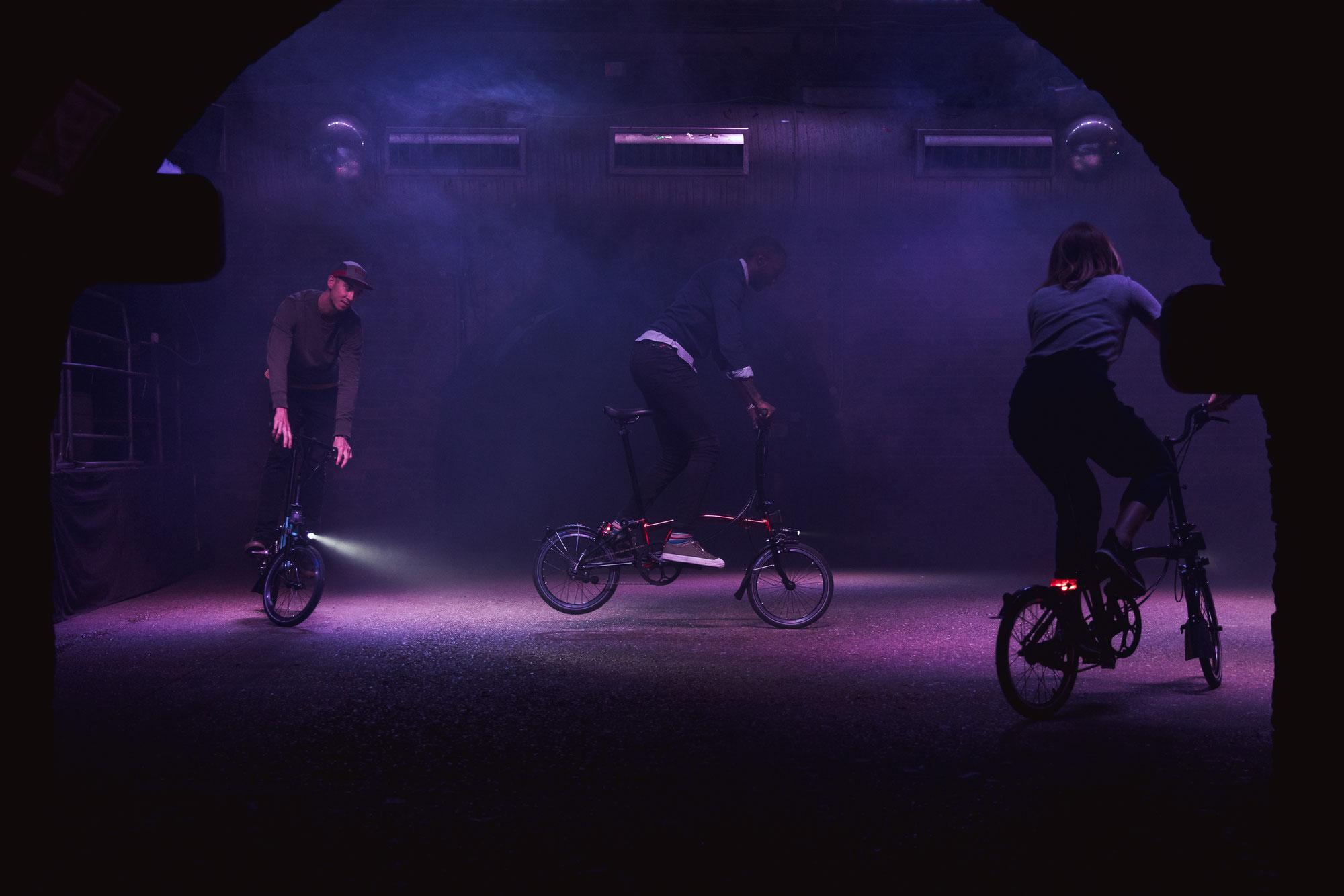 Die Brompton Black Edition ist zurück – mit lauten und leisen Farben