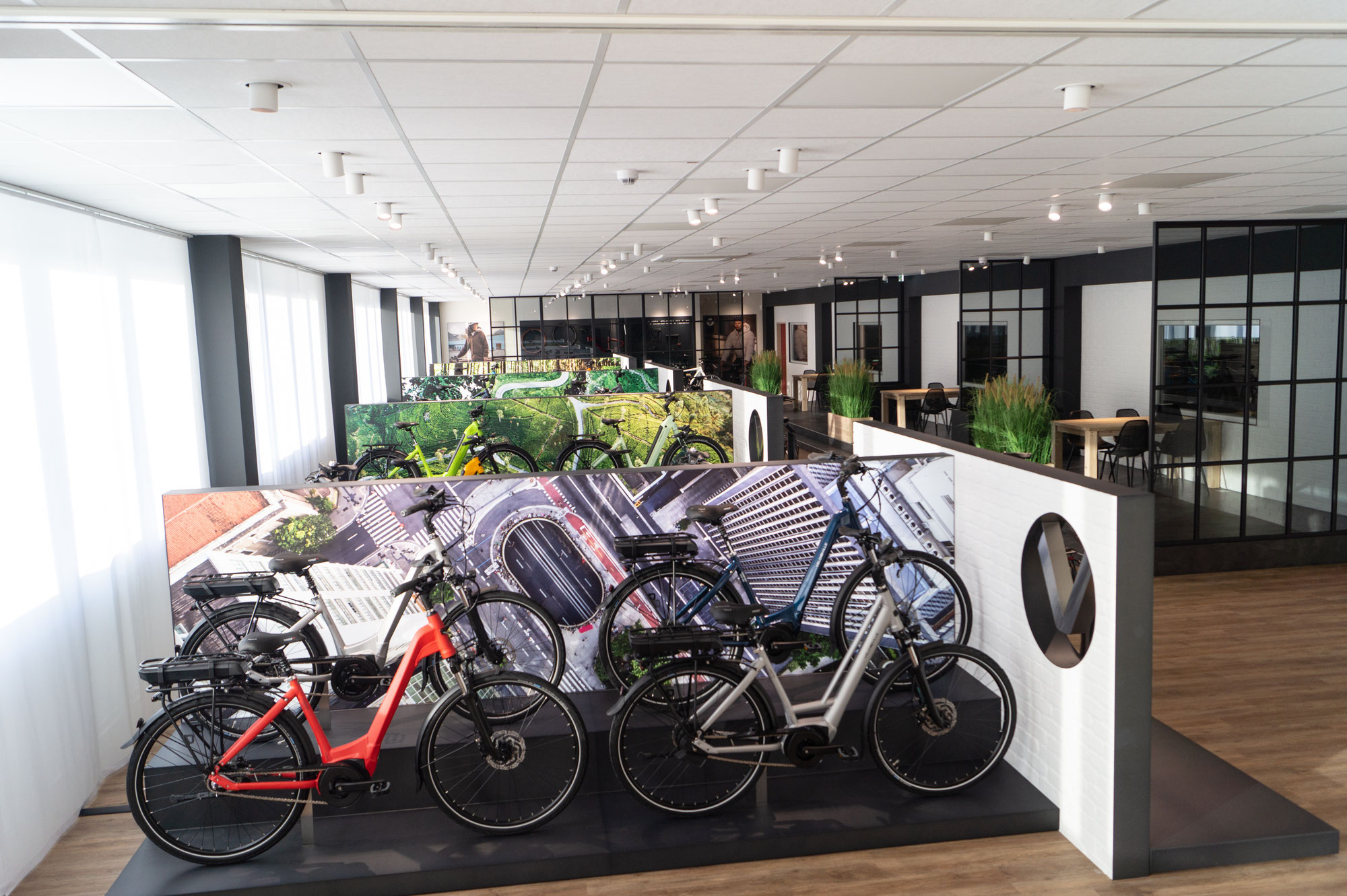 Velo de Ville präsentiert seinen neuen Showroom