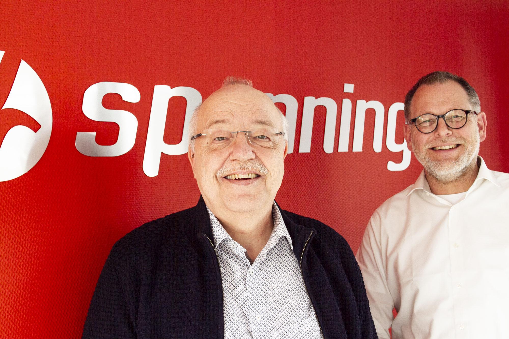 Paul de Haan wird neuer Group Director bei Spanninga