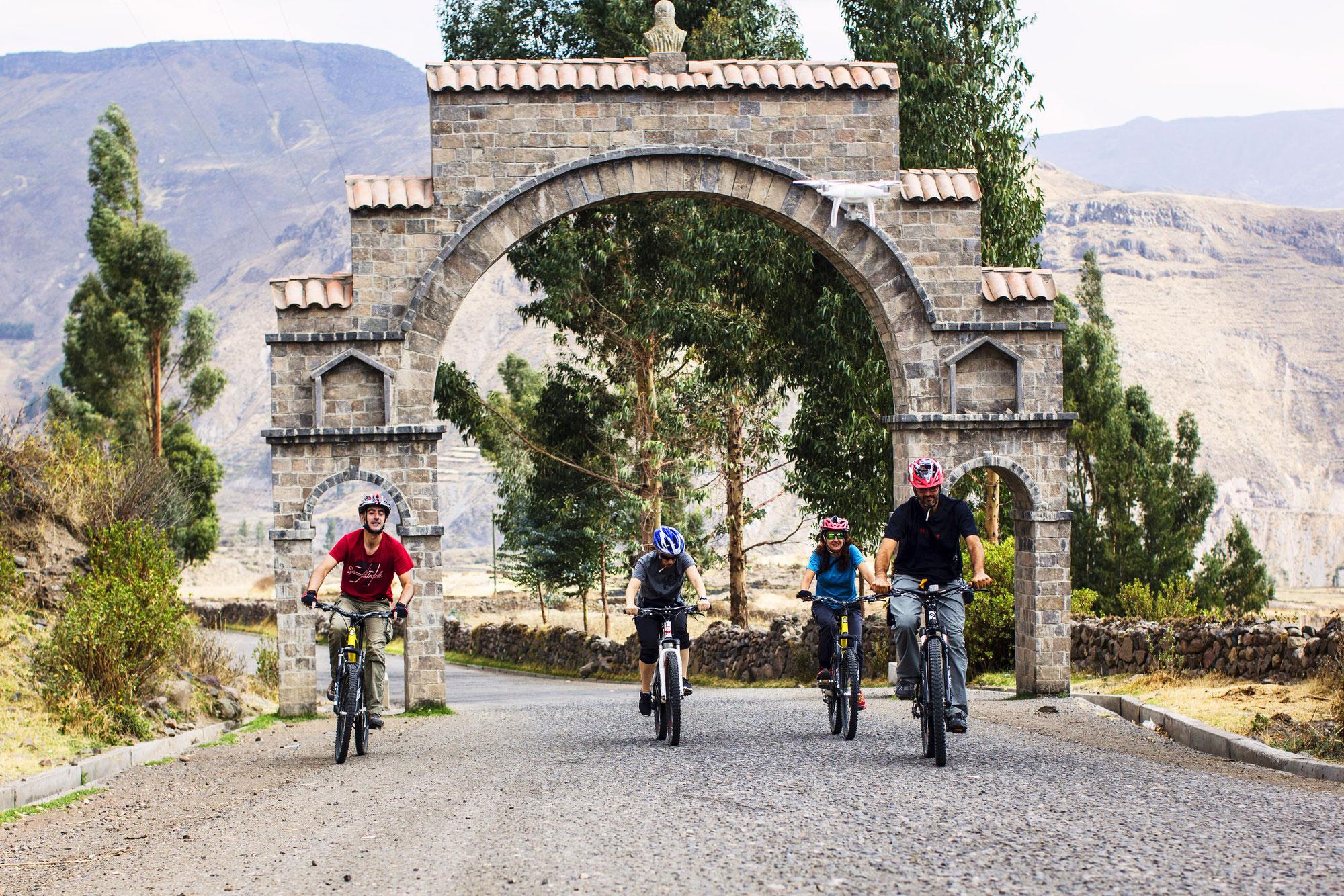 Auf zwei Rädern durch Peru