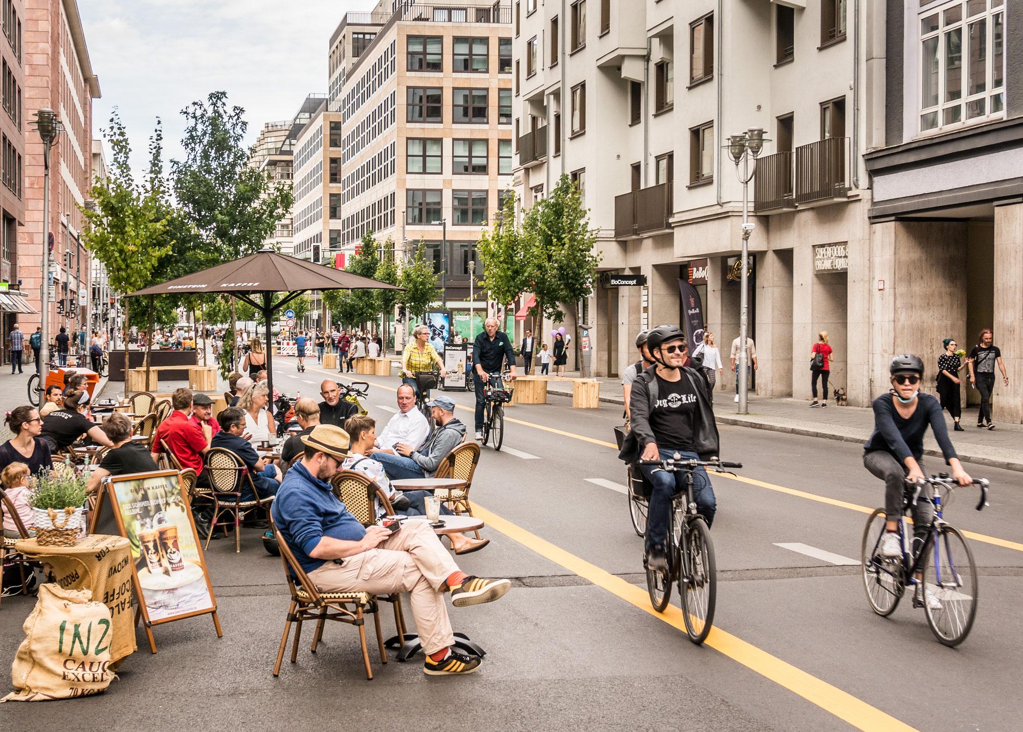 Die Freie-Straßen-Prämie schafft neuen Wohlstand und Arbeitsplätze im Mobilitätssektor