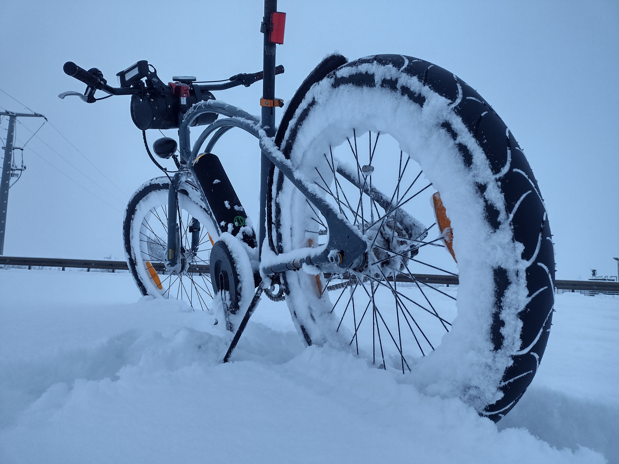 Internationaler Winter-Fahrradpendlertag 2021