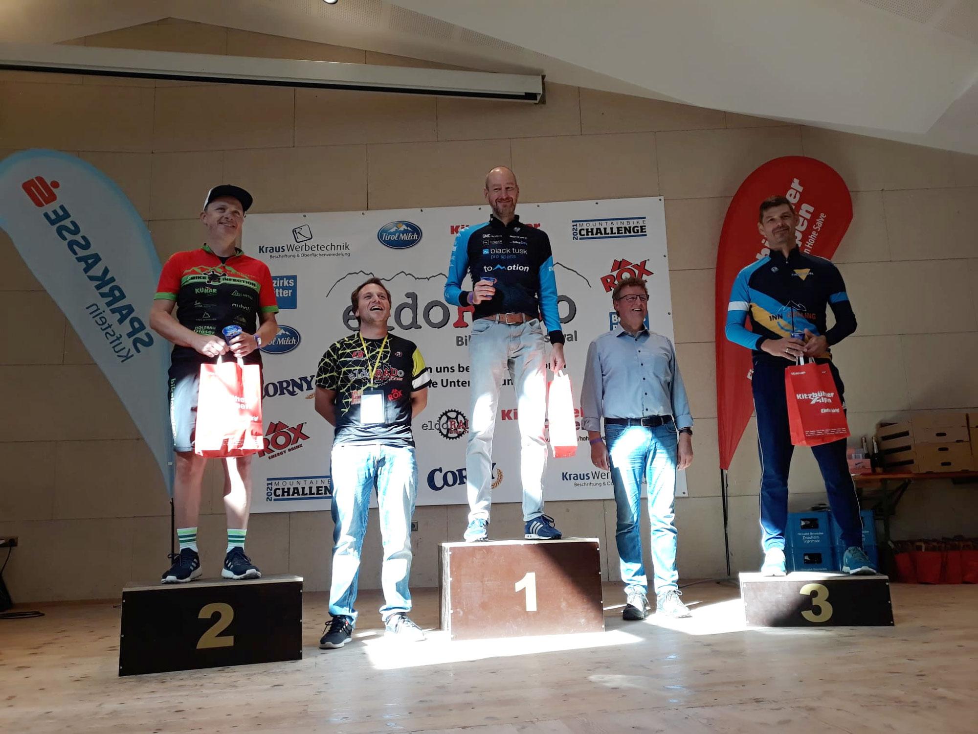 Doppelsieg für toMotion Racing beim eldoRADo Bike & Run Festival