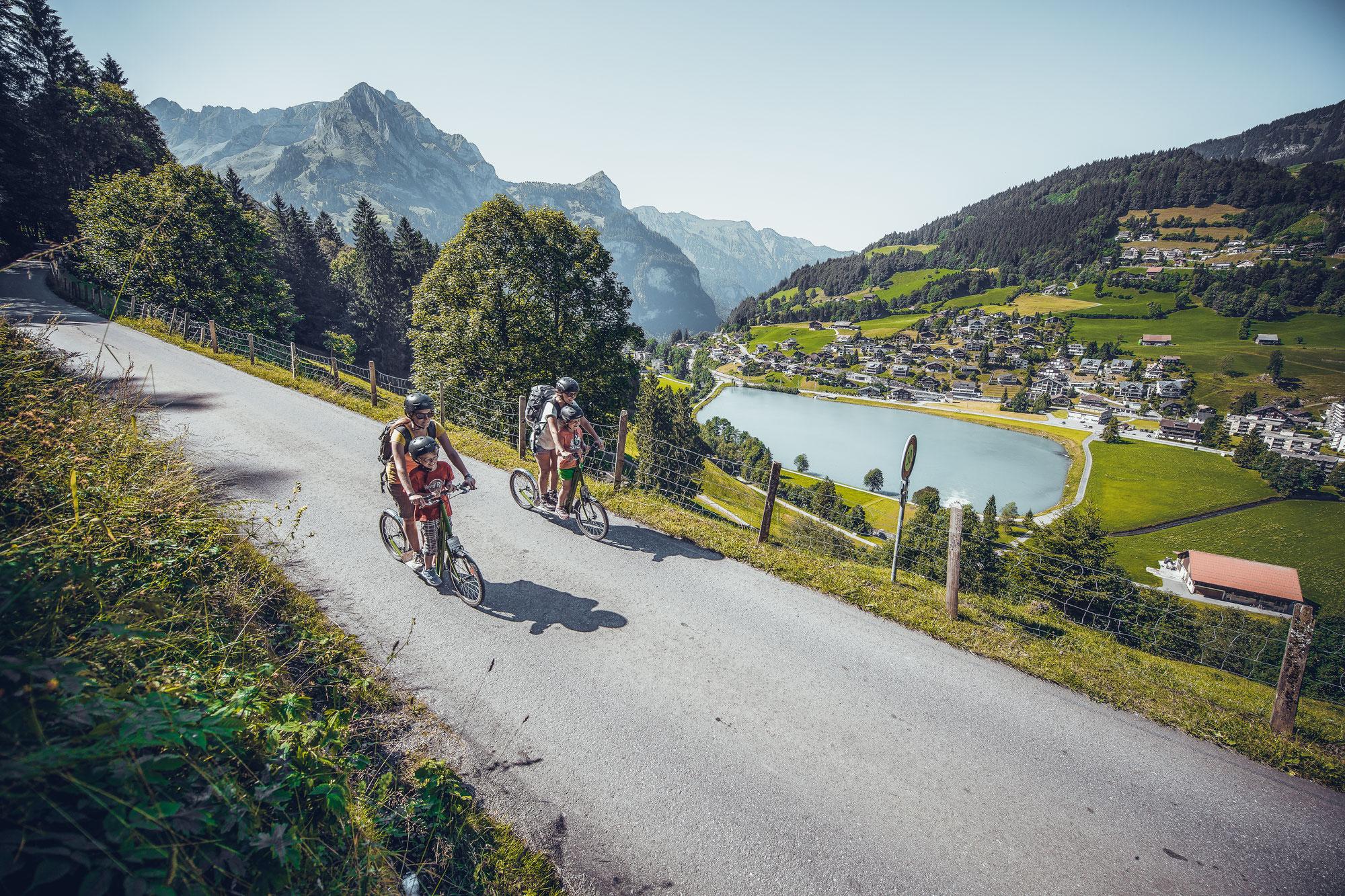 Fünf Gründe für Familienferien im Schweizerischen Engelberg-Titlis