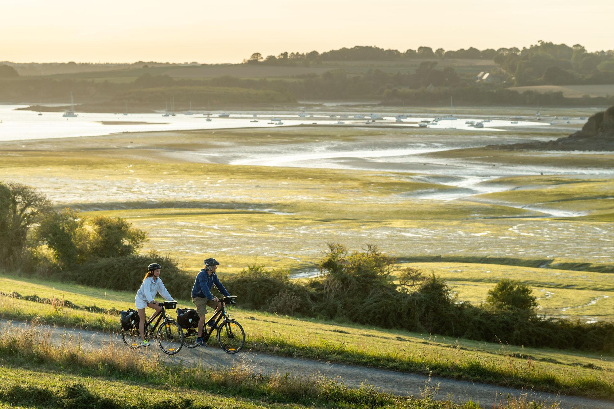 Start der Tour de France 2021 in der Bretagne: Radreisen durch Frankreichs westlichen Zipfel