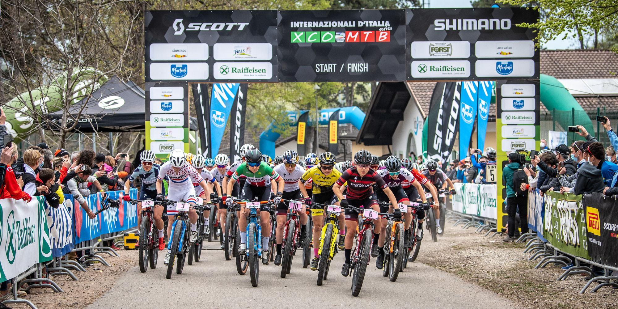 Jubiläumsausgabe des Sunshine Race in Südtirol: WM-Revanche von Eva Lechner vertagt