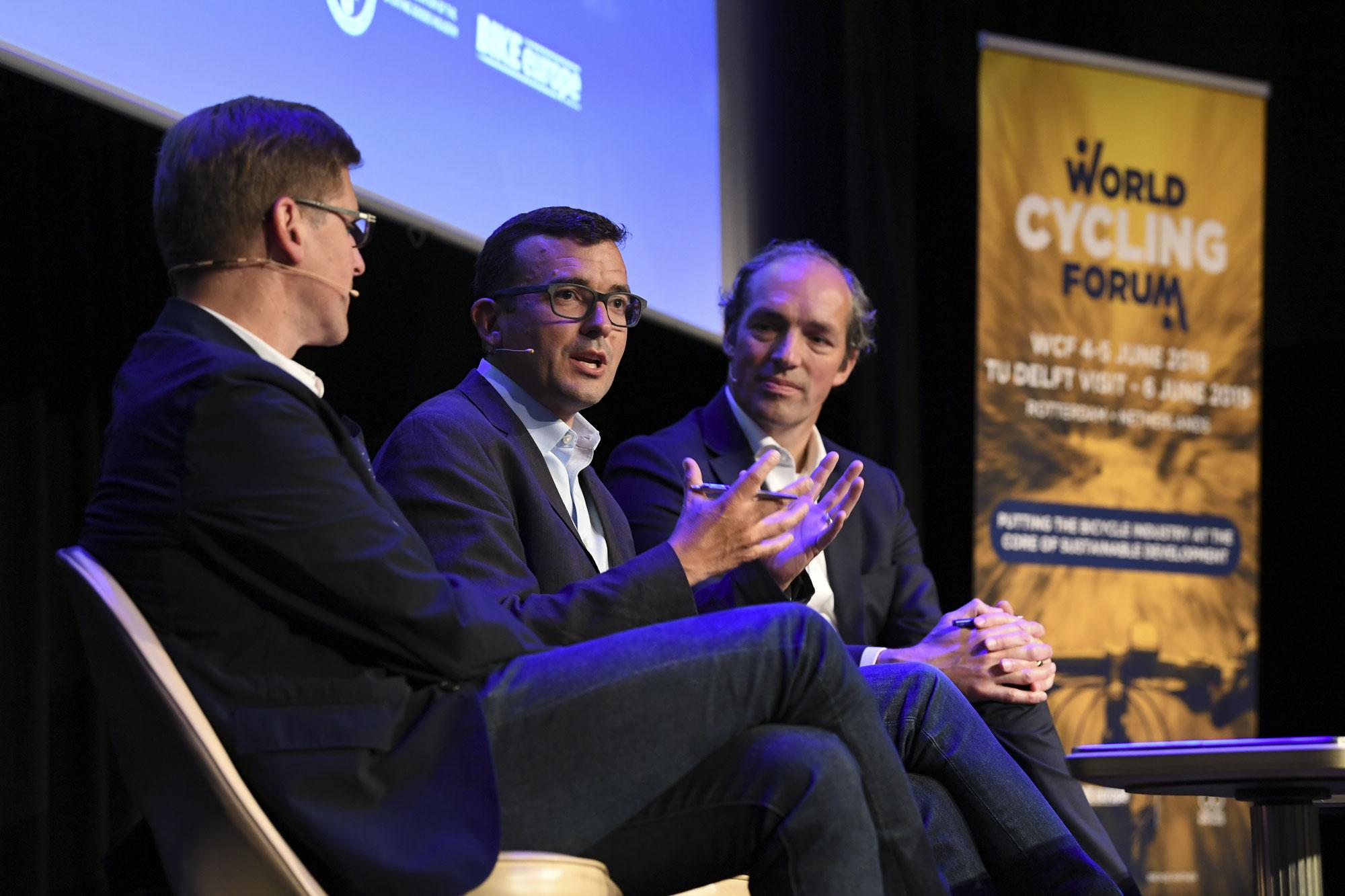 Neuer Termin für World Cycling Forum 2021