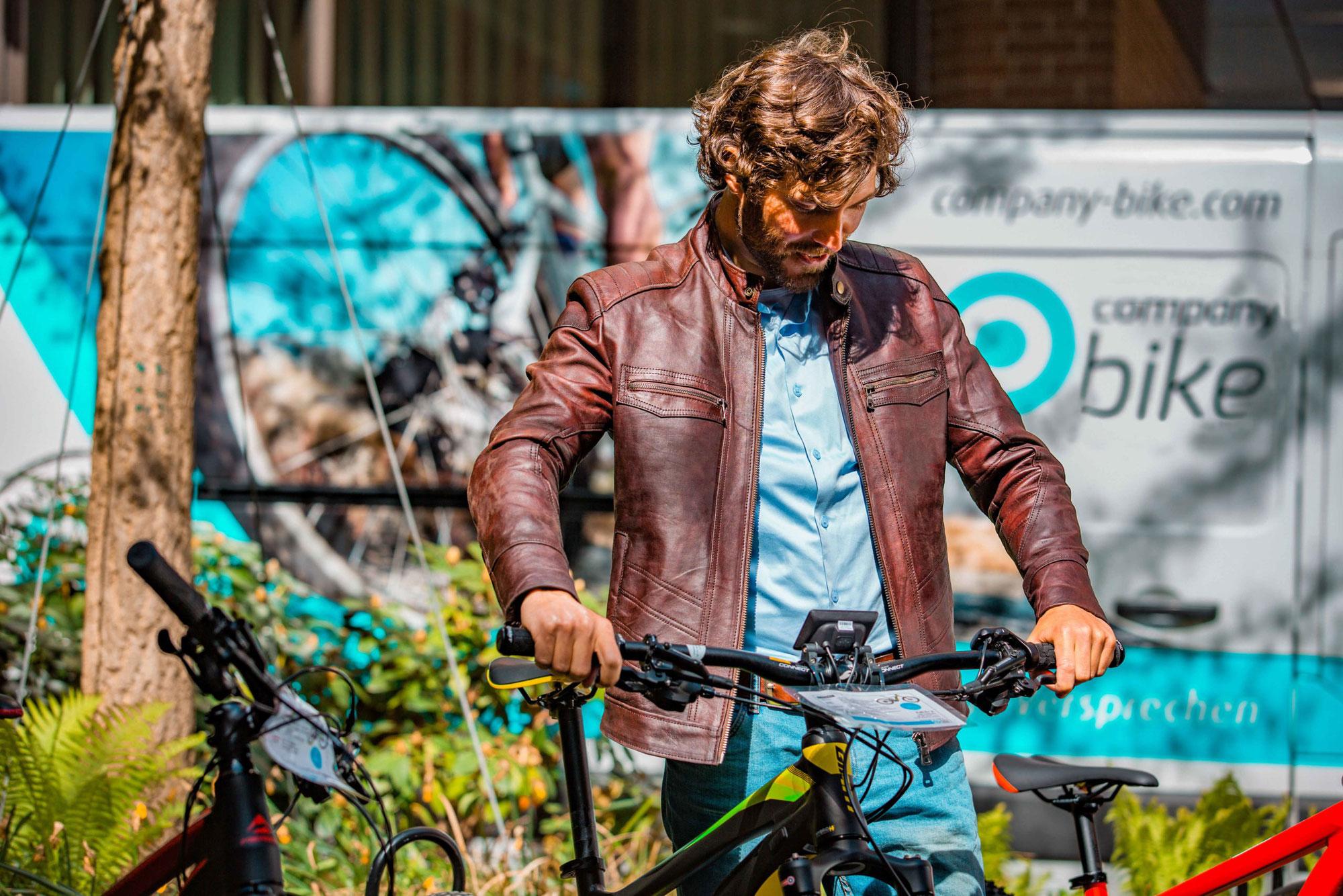 Company Bike erhält Auszeichnung