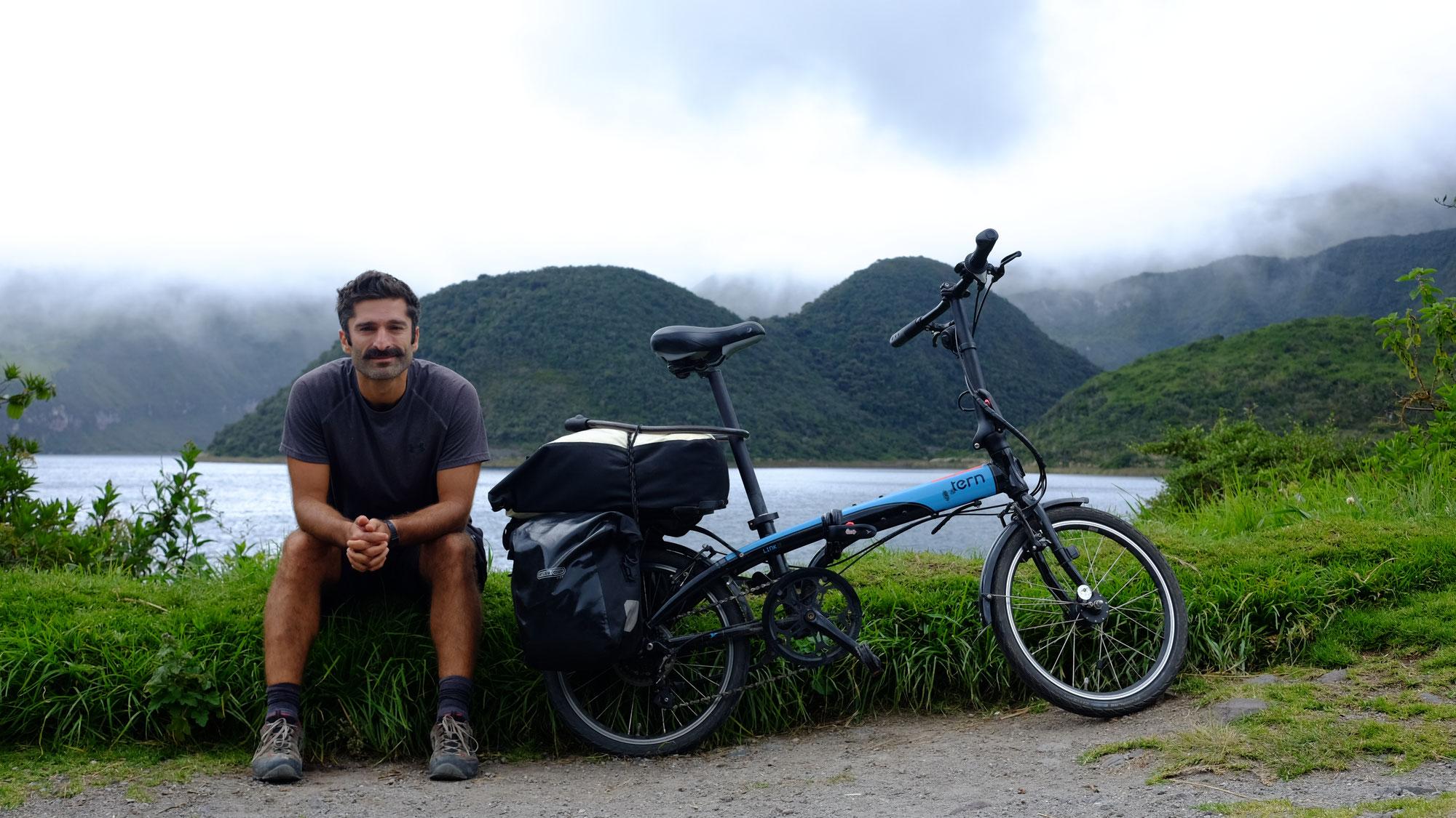 Buchtipp: Fahrtwind – Mit dem Faltrad von Brasilien nach Kanada