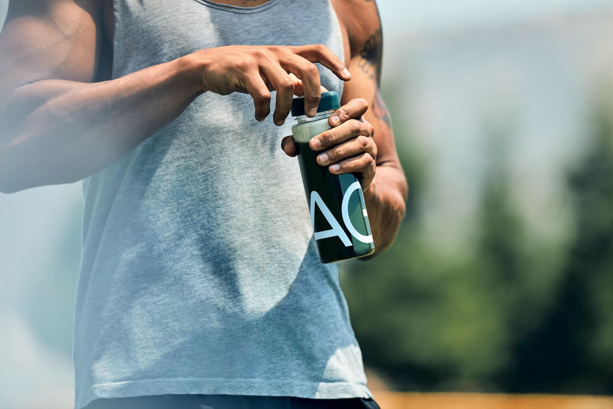 Nahrungsergänzungsgetränk für den Leistungssport