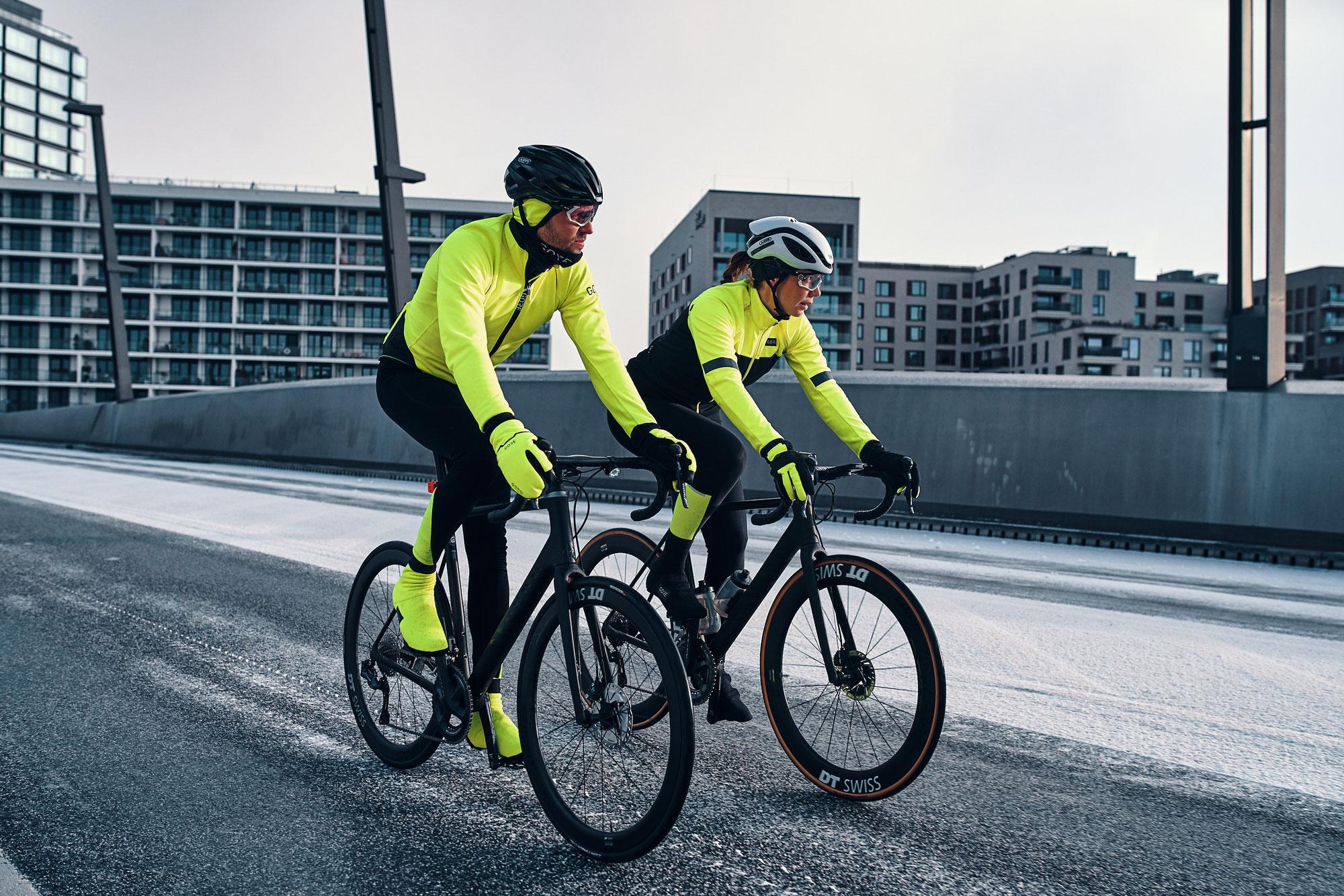 GORE WEAR Cycling: Vom Labor bis auf den Asphalt