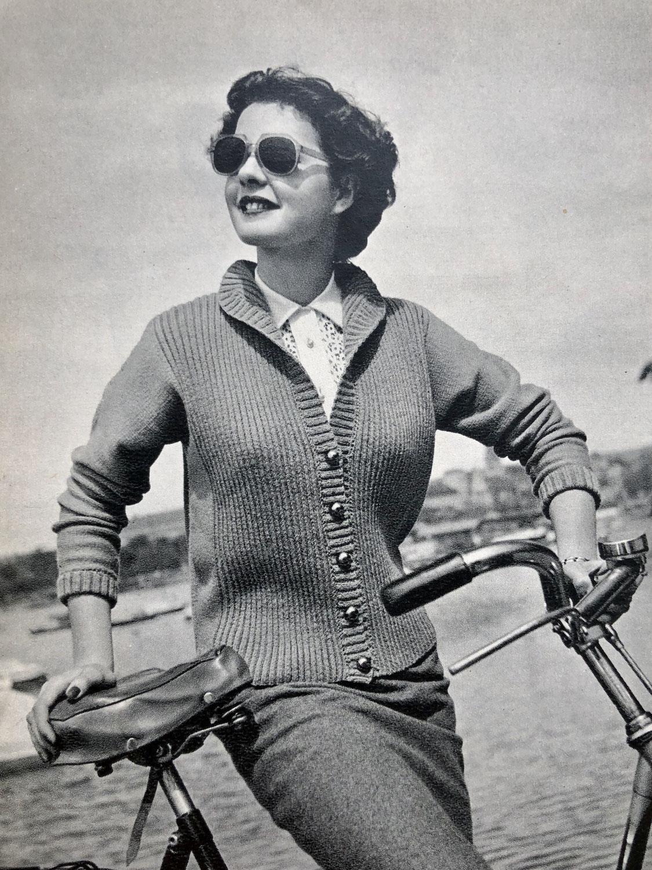 Strickmode 1955
