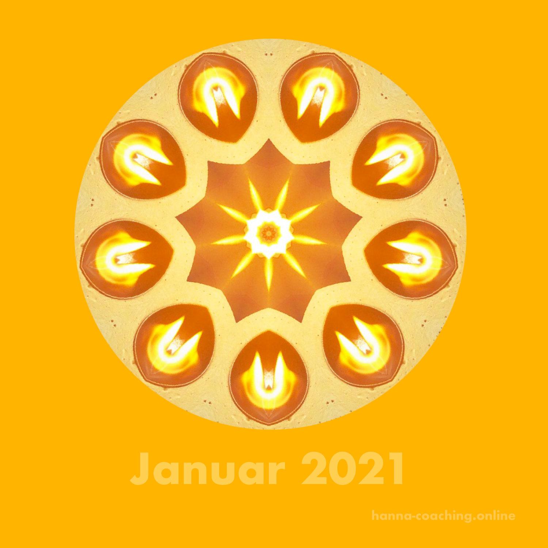 Dein Januar 2021
