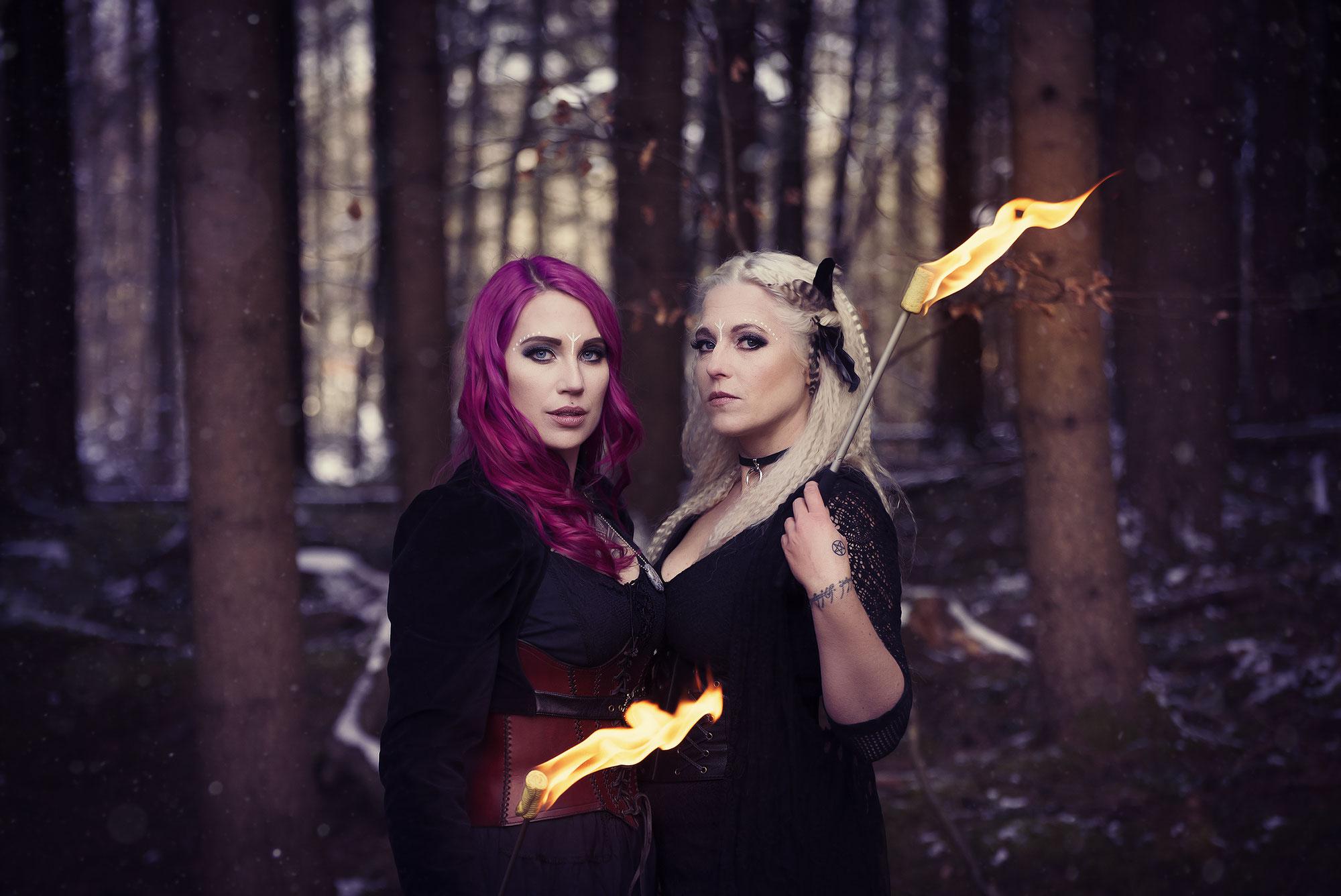 Tentakel Und Hexen