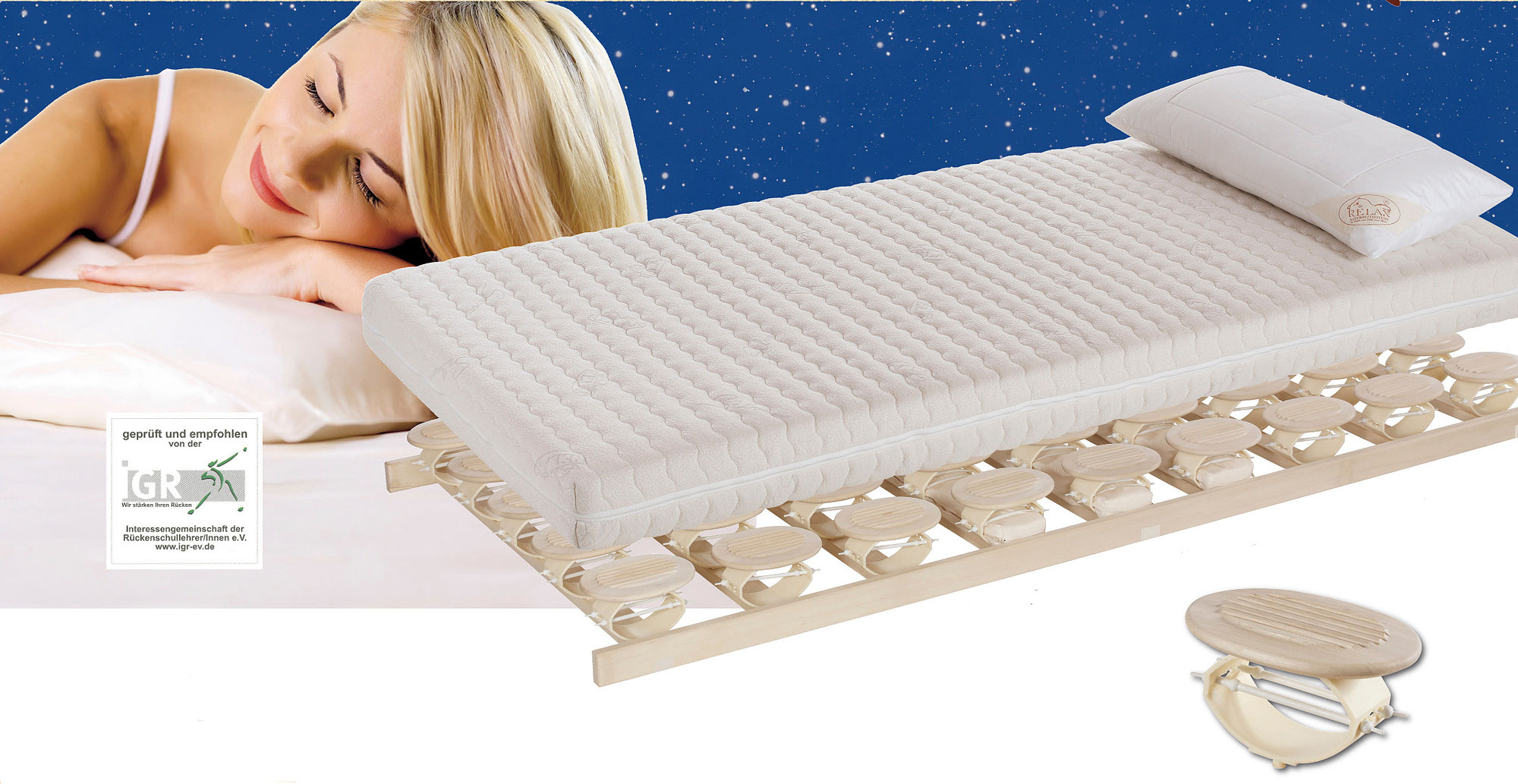 impressum bei reingruber gesund schlafen. Black Bedroom Furniture Sets. Home Design Ideas