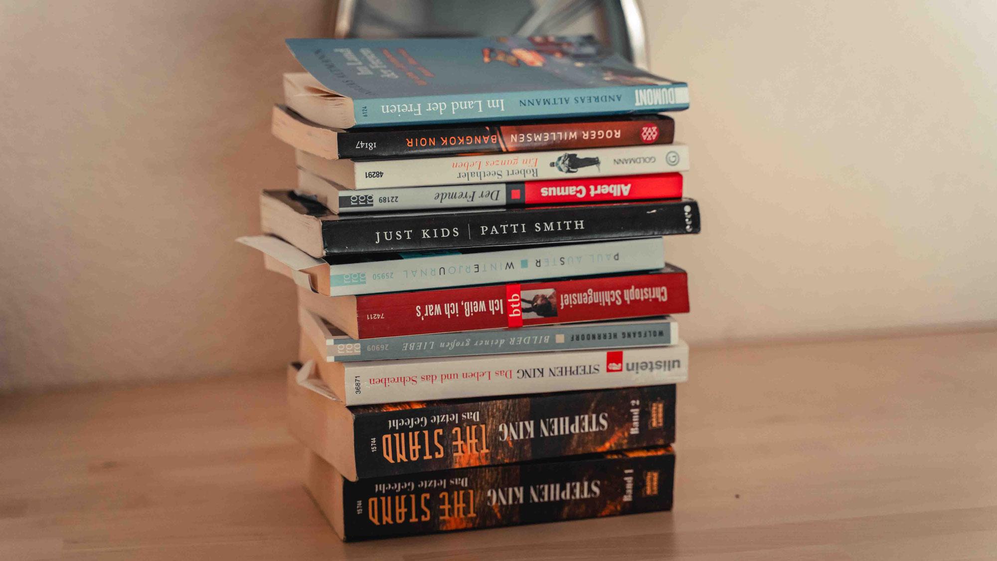 Leben ohne Bücher