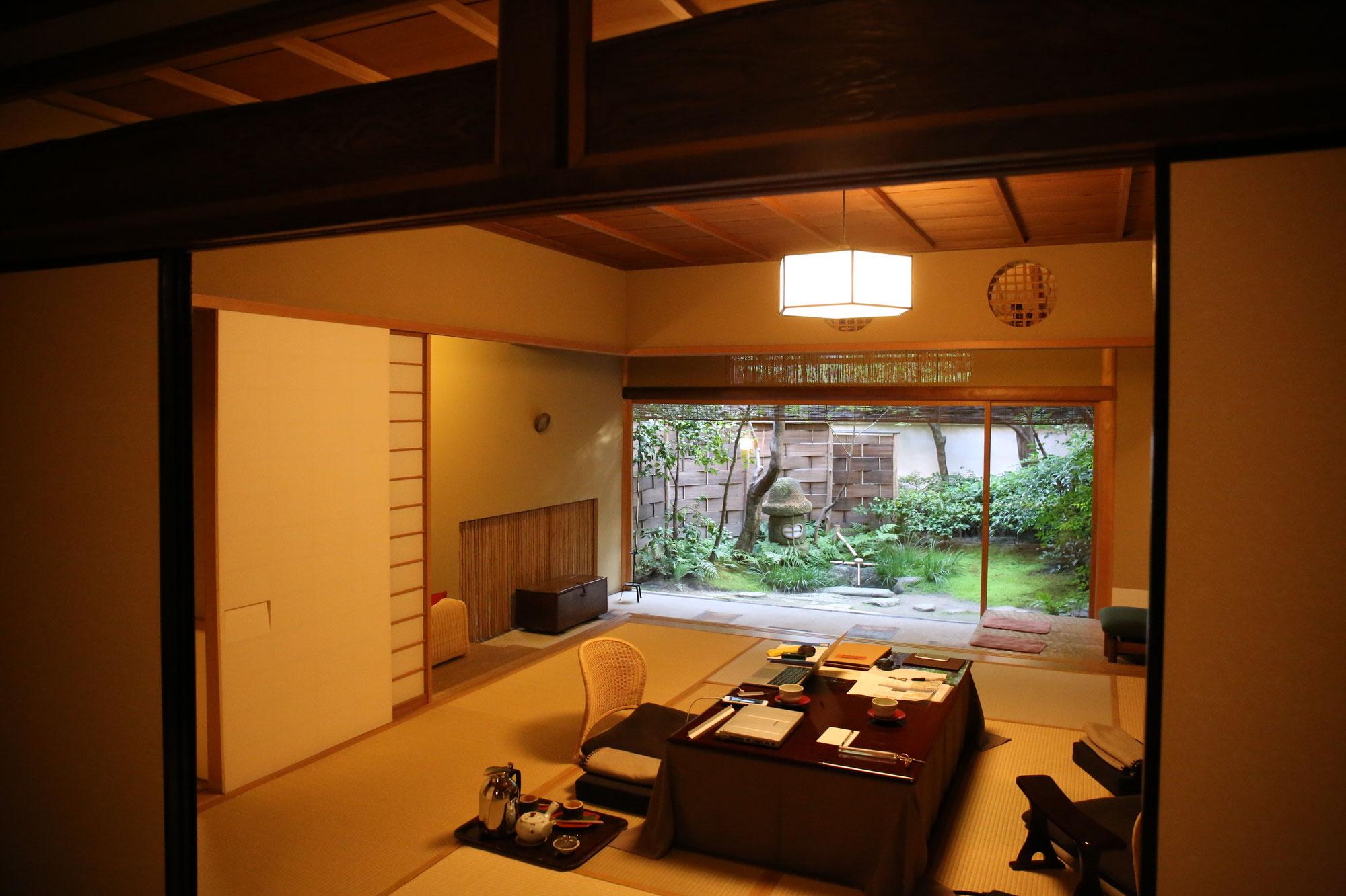 京都 俵屋旅館