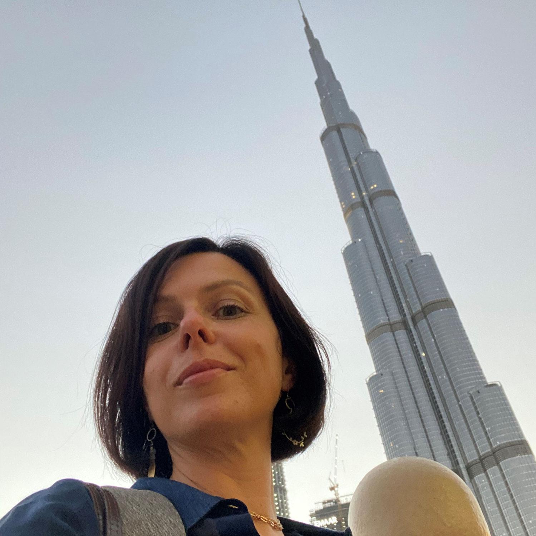 IL MIO VIAGGIO A DUBAI