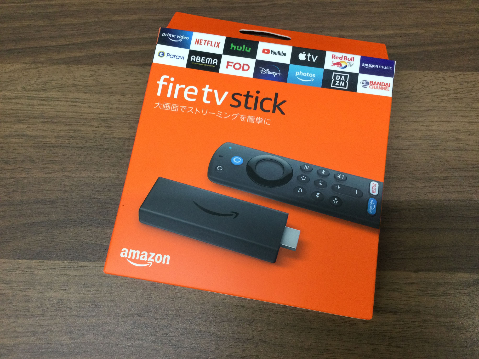 Fire TV Stickのリモコンでテレビが反応する場合はStick本体の電源を疑え