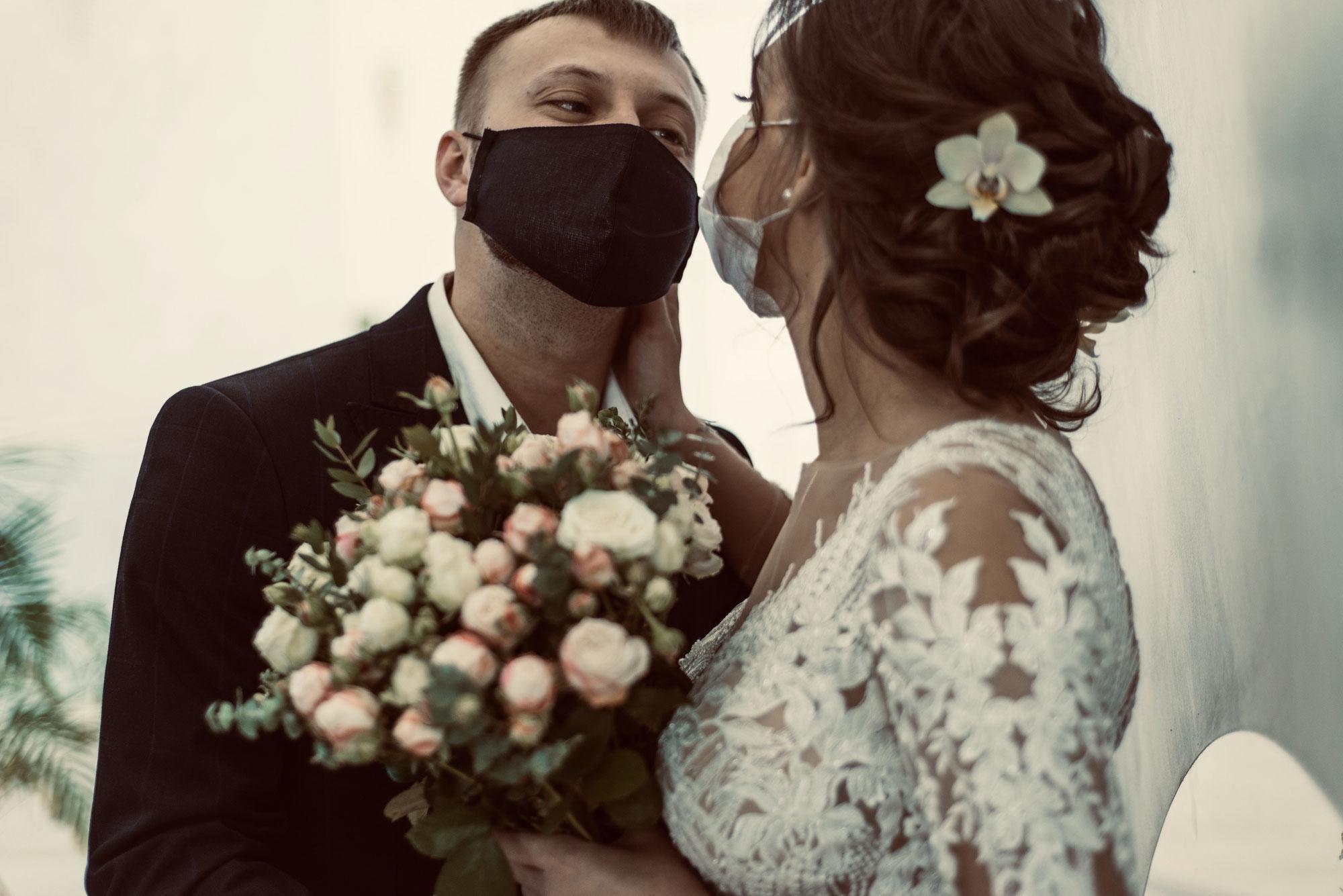 NEWS-TICKER 2020: Hochzeitsfeiern & Corona-Regelungen