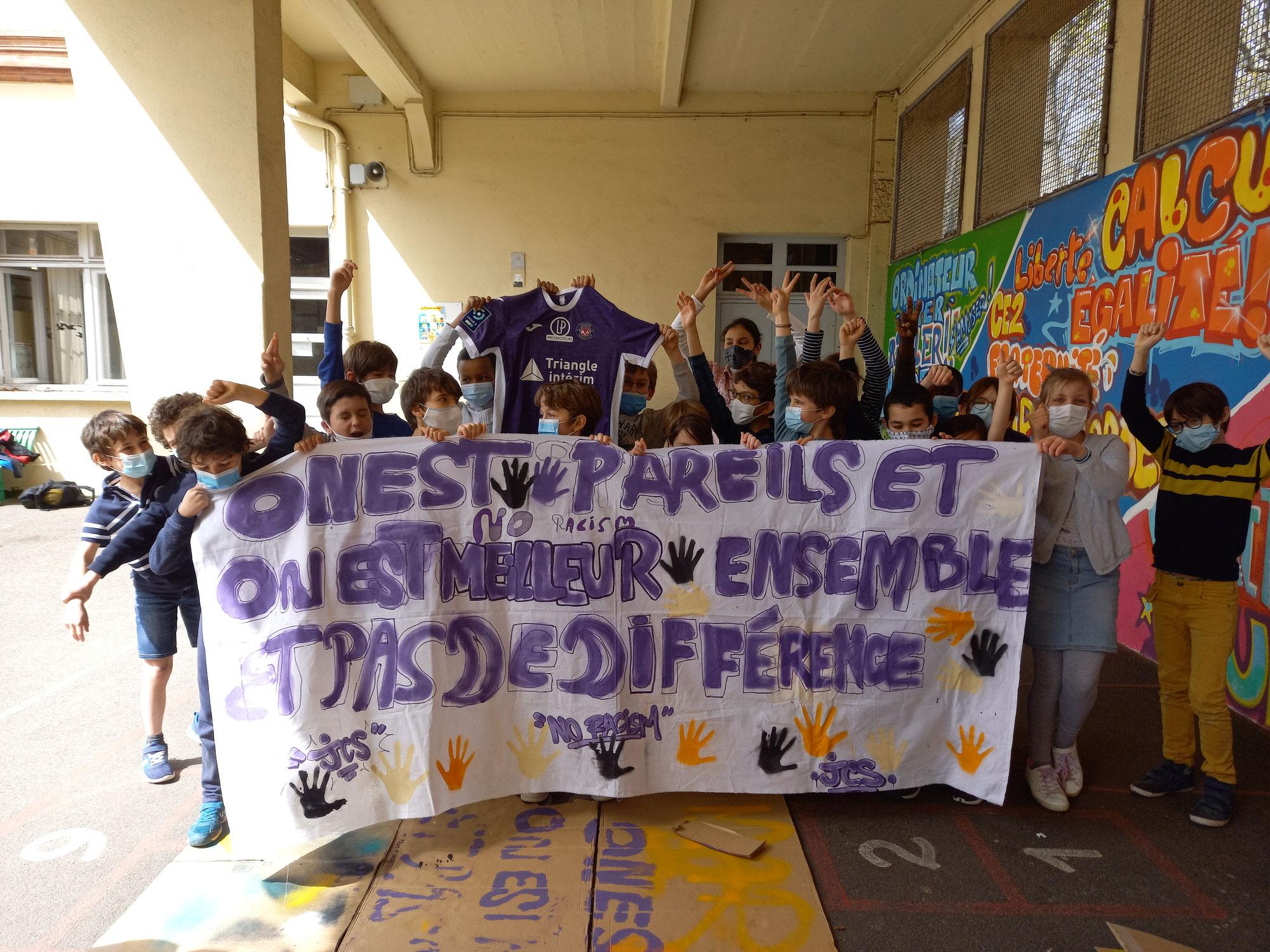 """Le projet : """"Jeune Citoyen Supporters"""" continue !"""