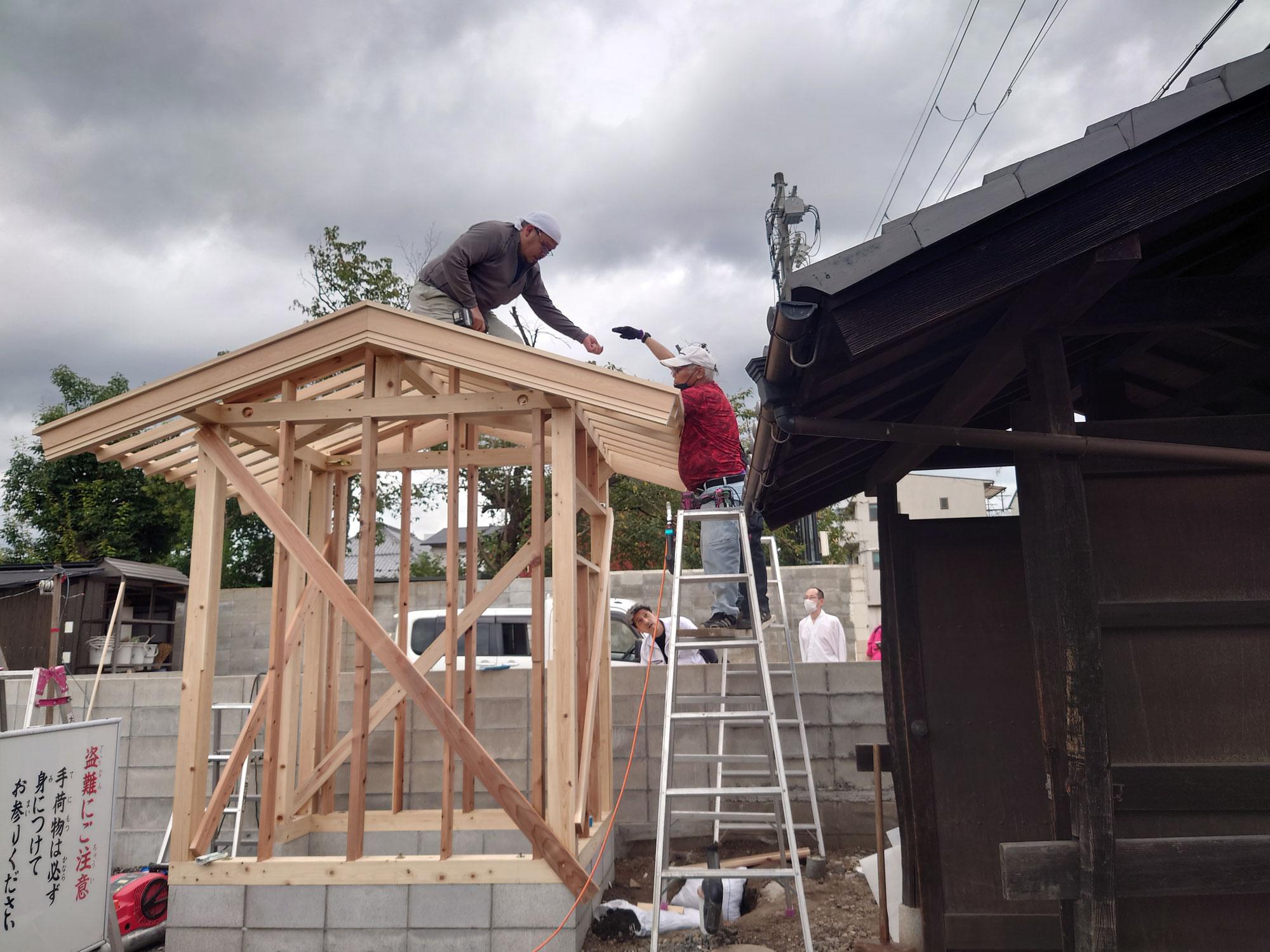 ひろがる京の木整備事業