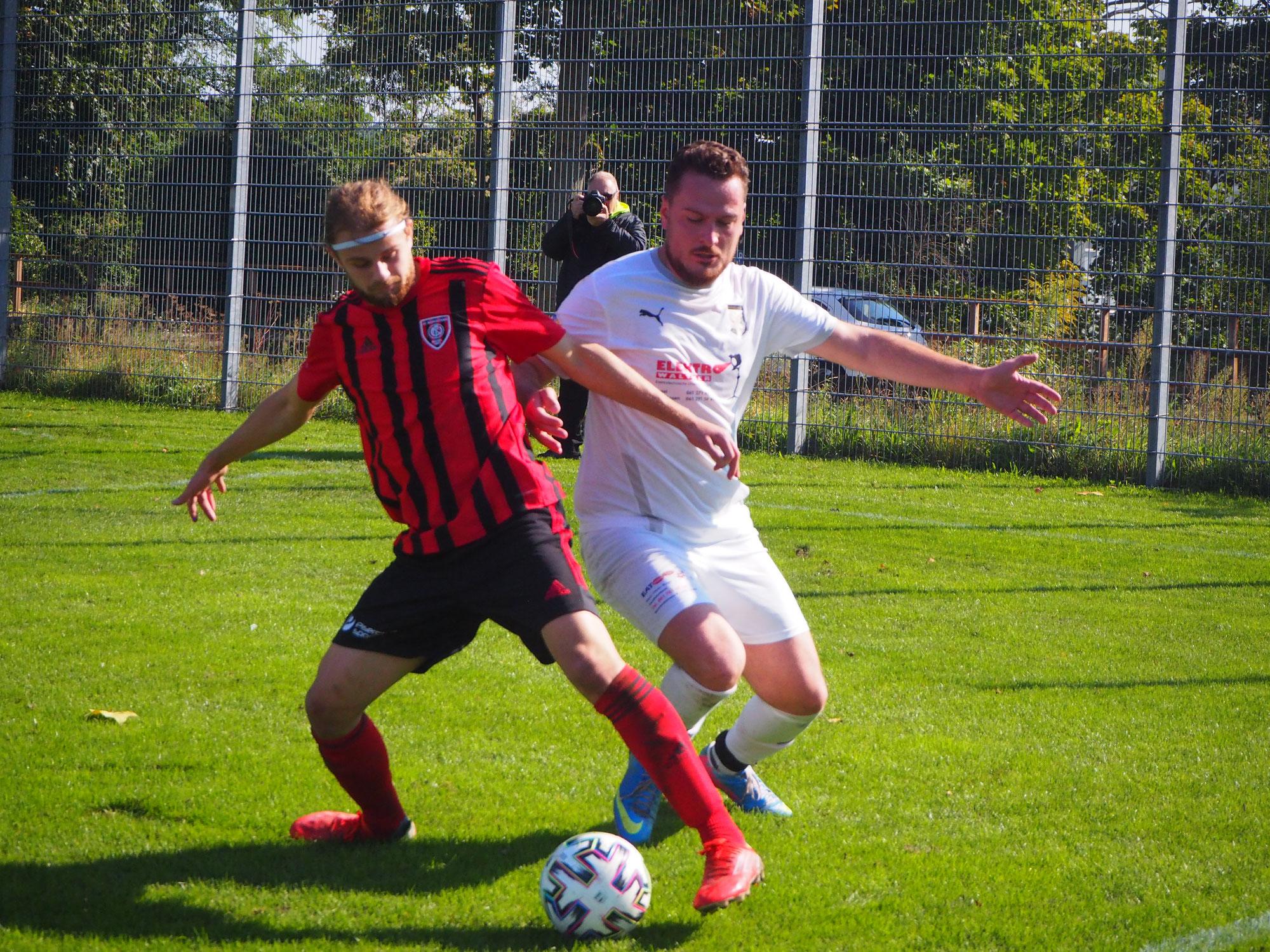 Nordstern zu stark für Gilgenberg United