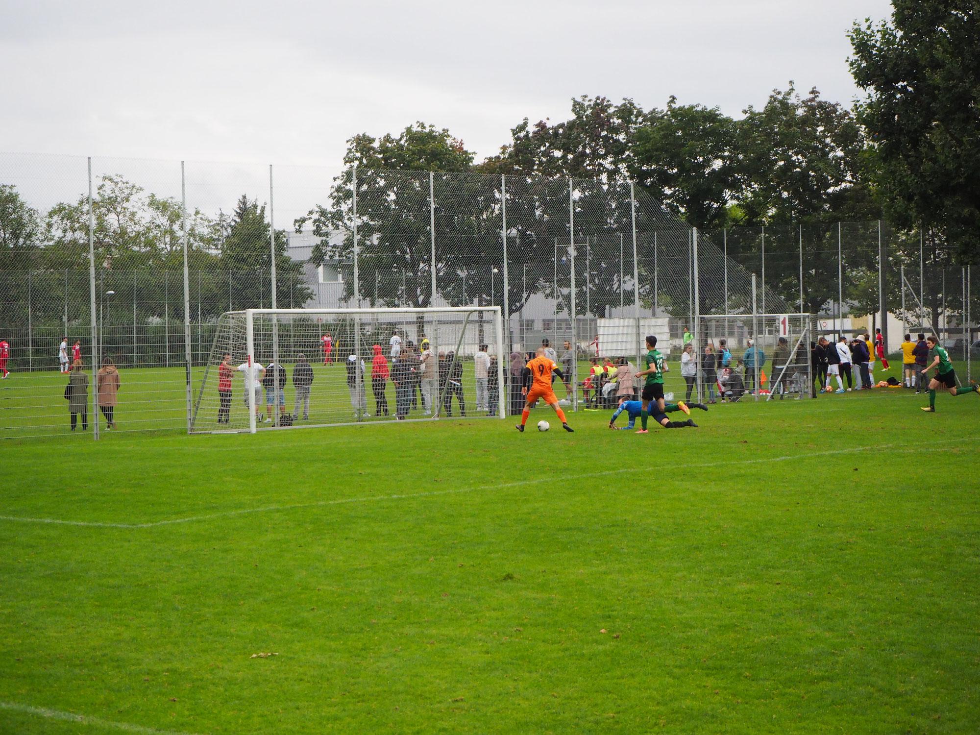 Gilgenberg United gewinnt das 2. Untersektionsderby