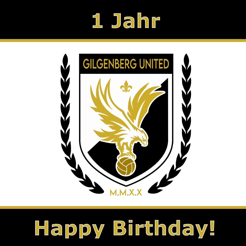 Gilgenberg United feiert Geburtstag