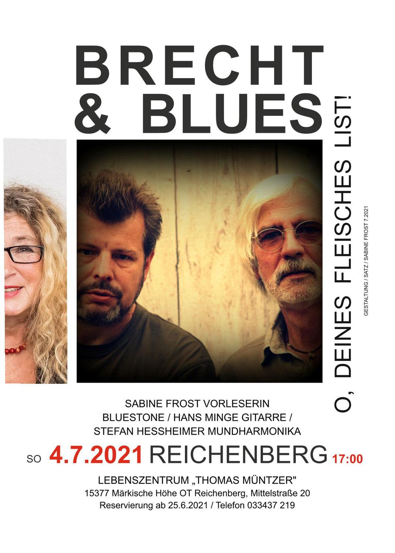 Brecht & Blues