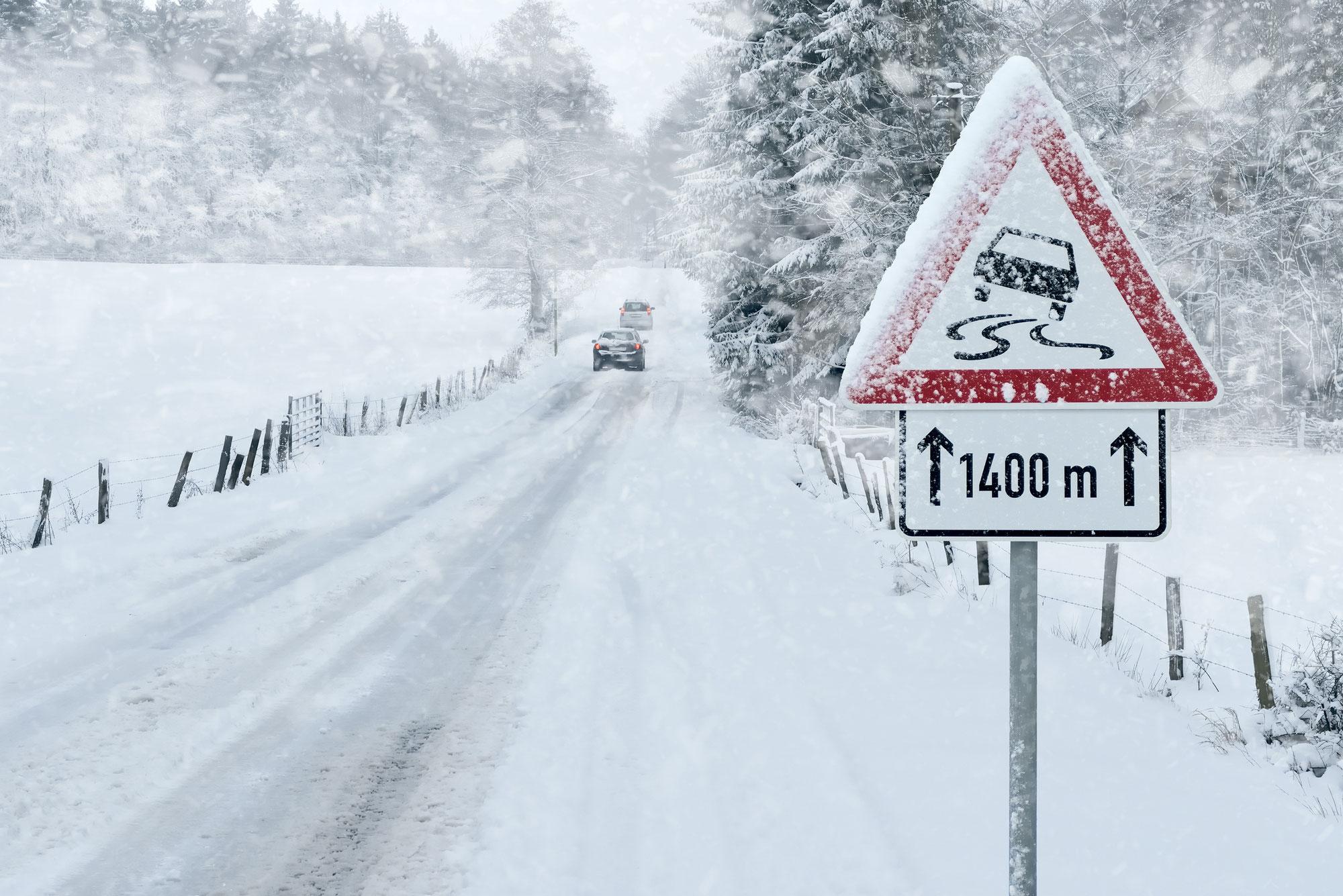 Zwischen Schneestürmen und Frühlingsluft: Dramatische Wetterlagen in Deutschland