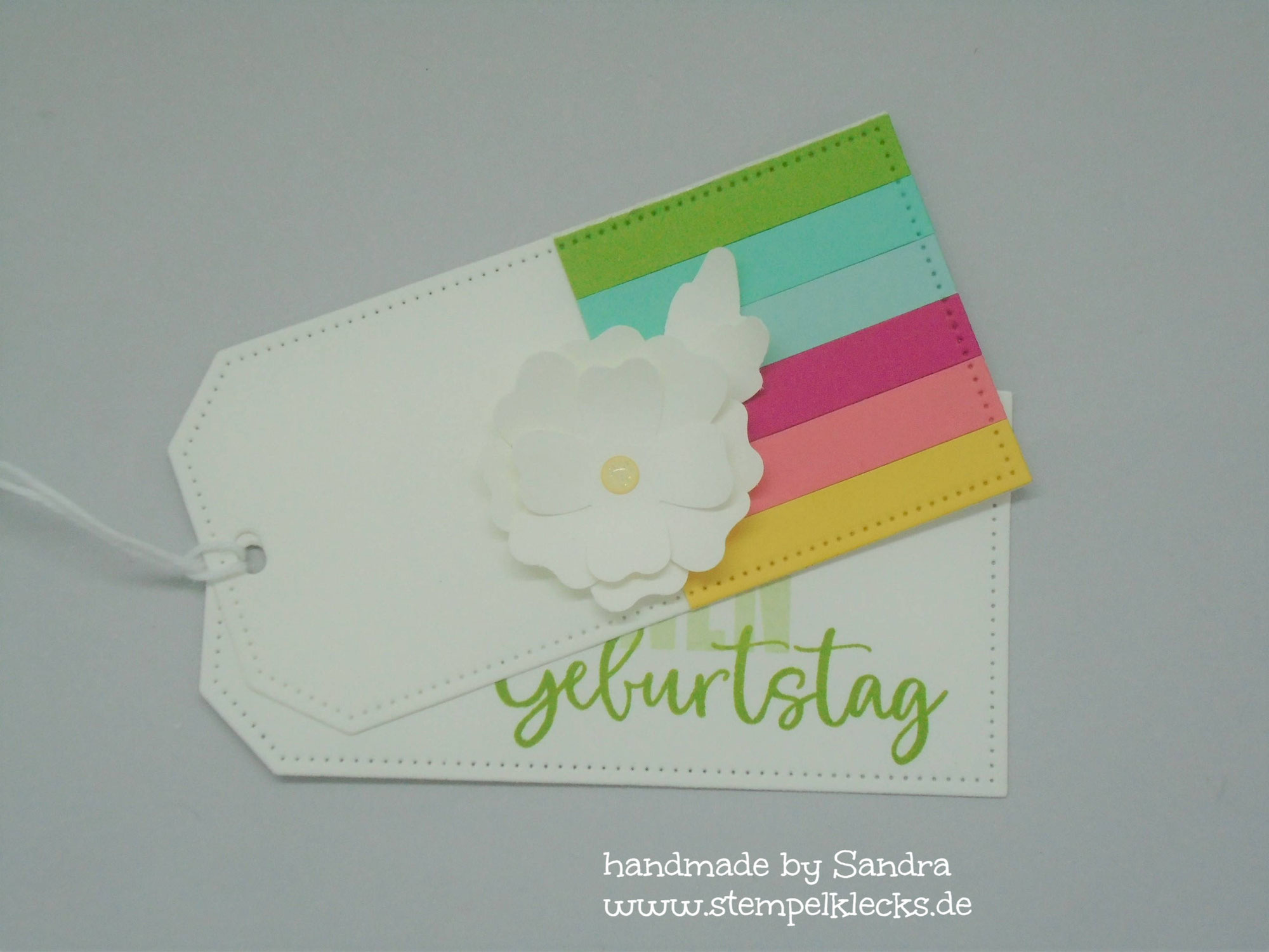 Stamp Arttack Blog Hop - Mein neues Lieblingsprodukt