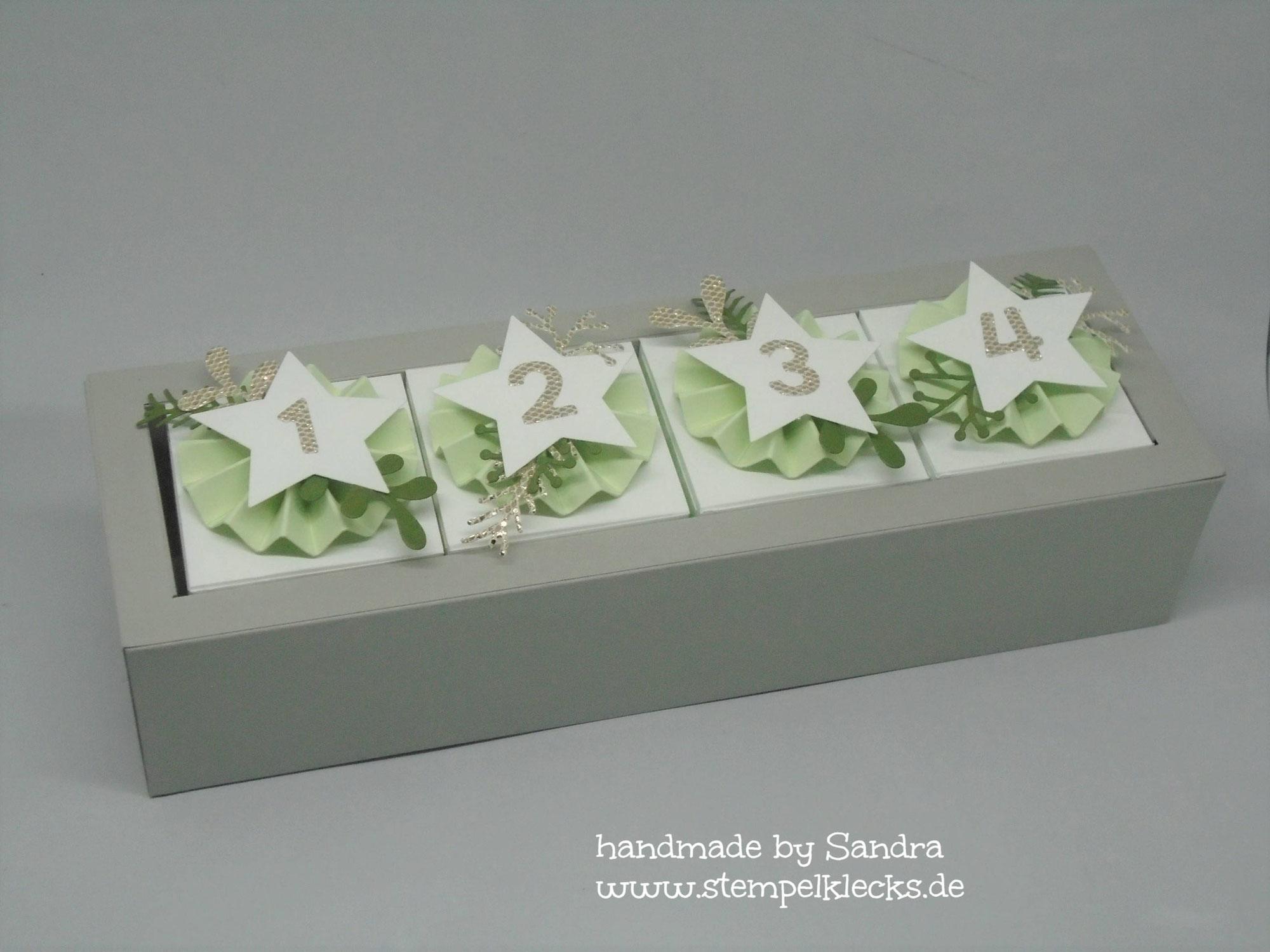 Rahmenbox - Weihnachtsworkshop
