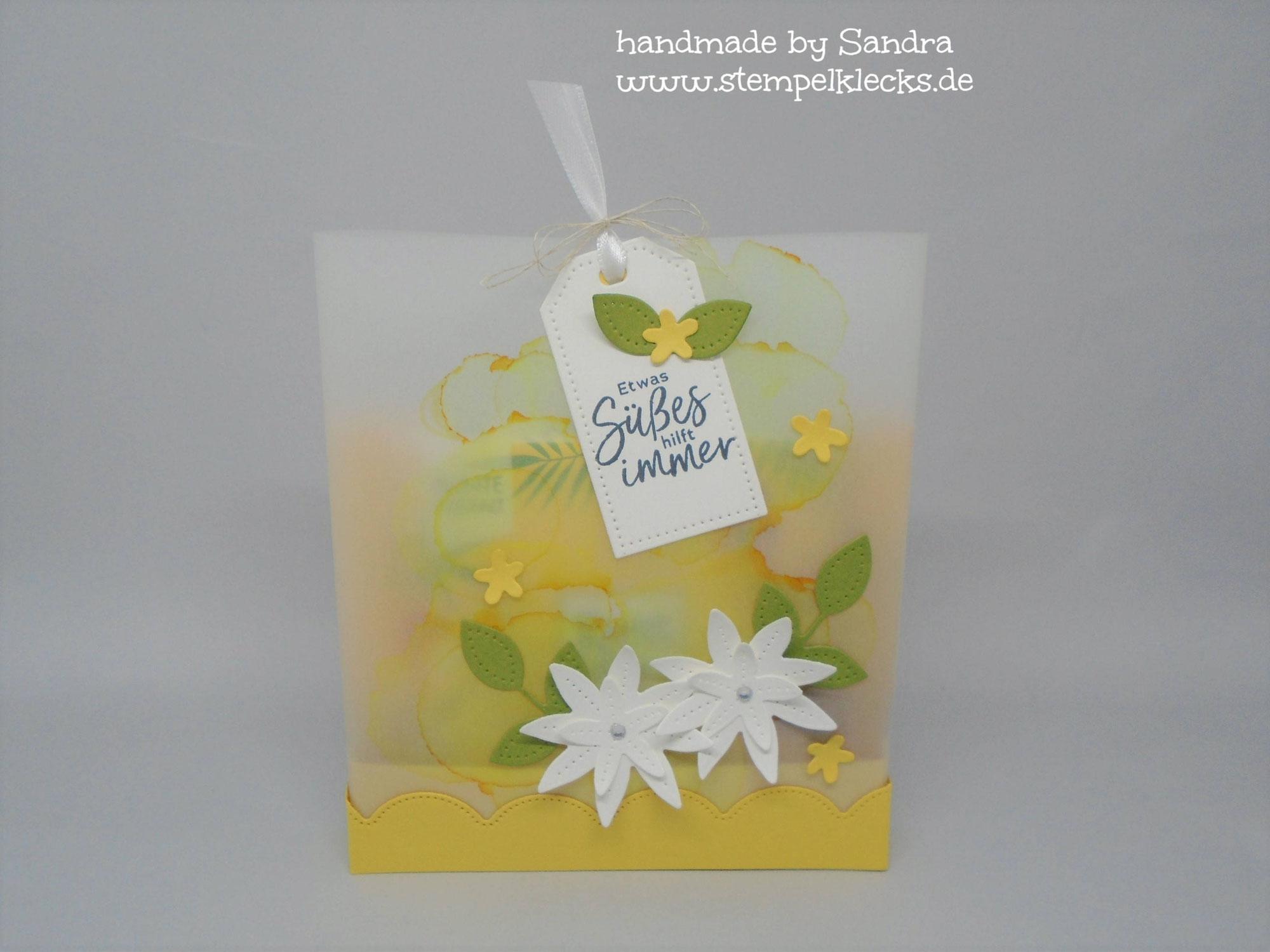 Box in a bag - Schokoladenverpackung
