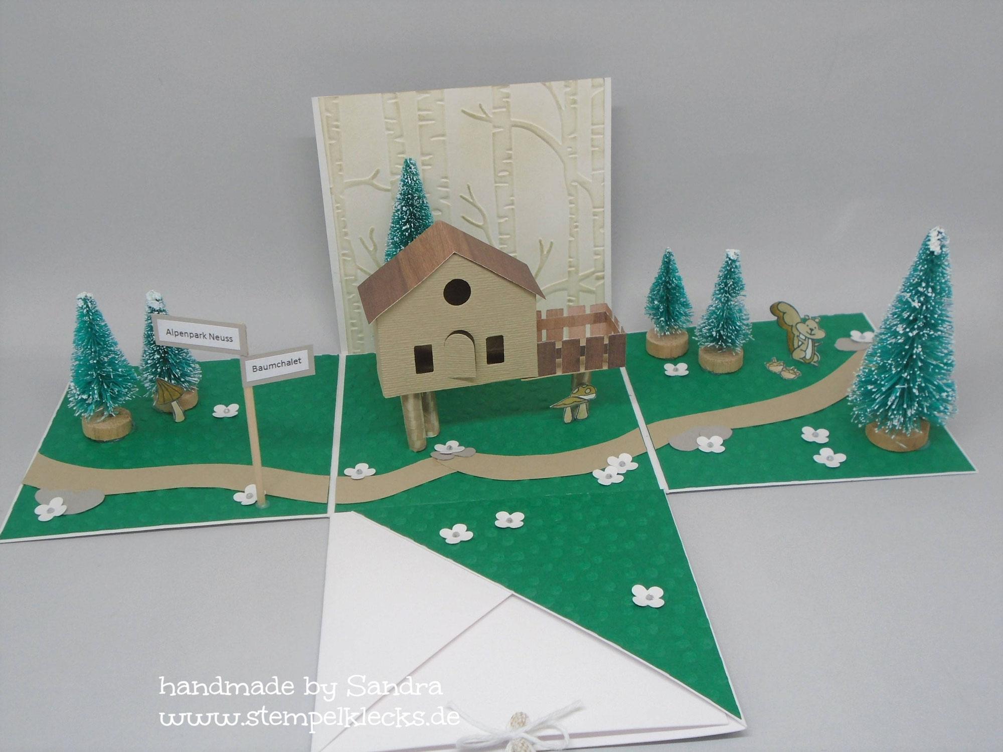 Gutscheinbox - Baumchalet