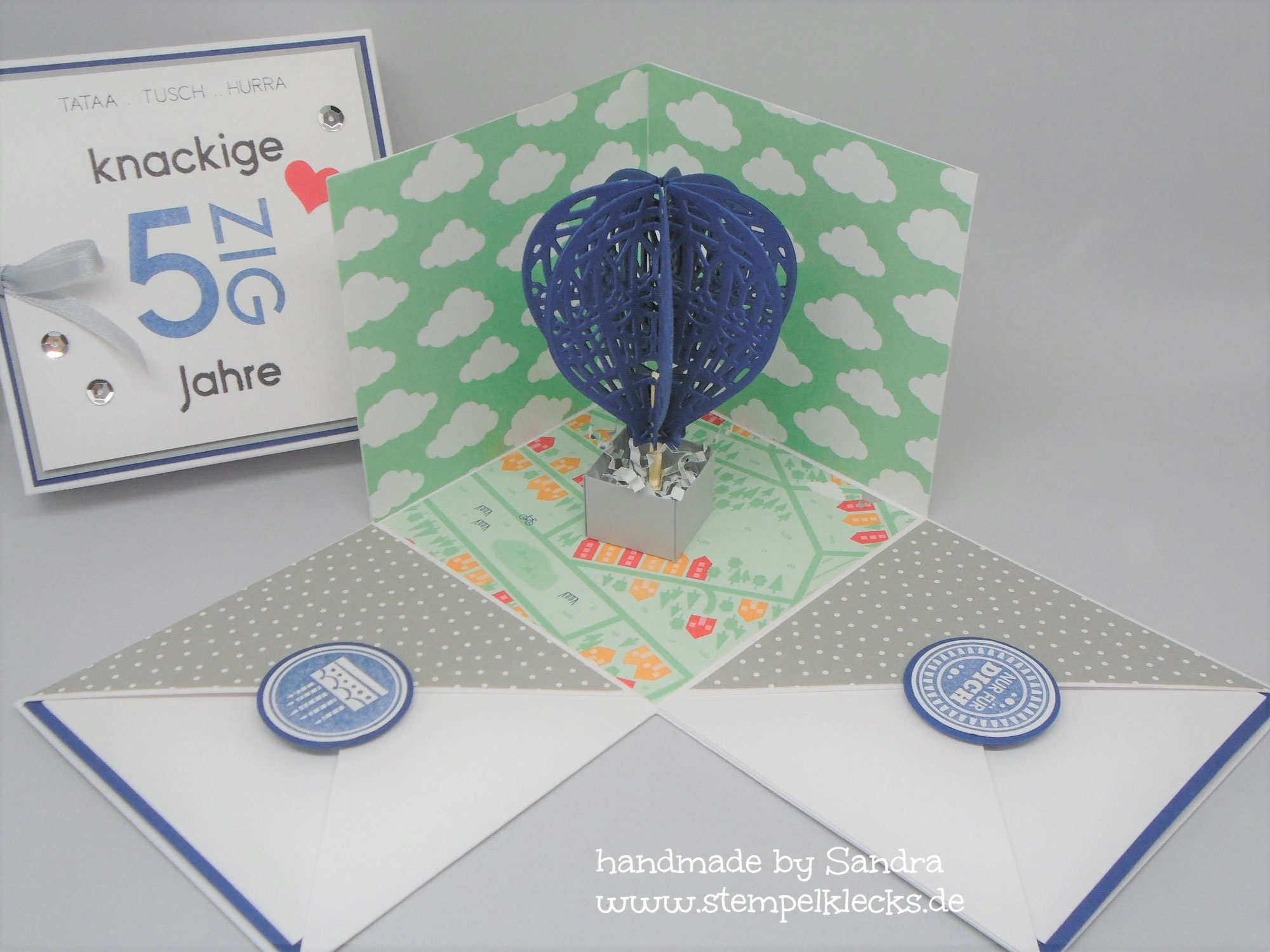 Box - Heißluftballon
