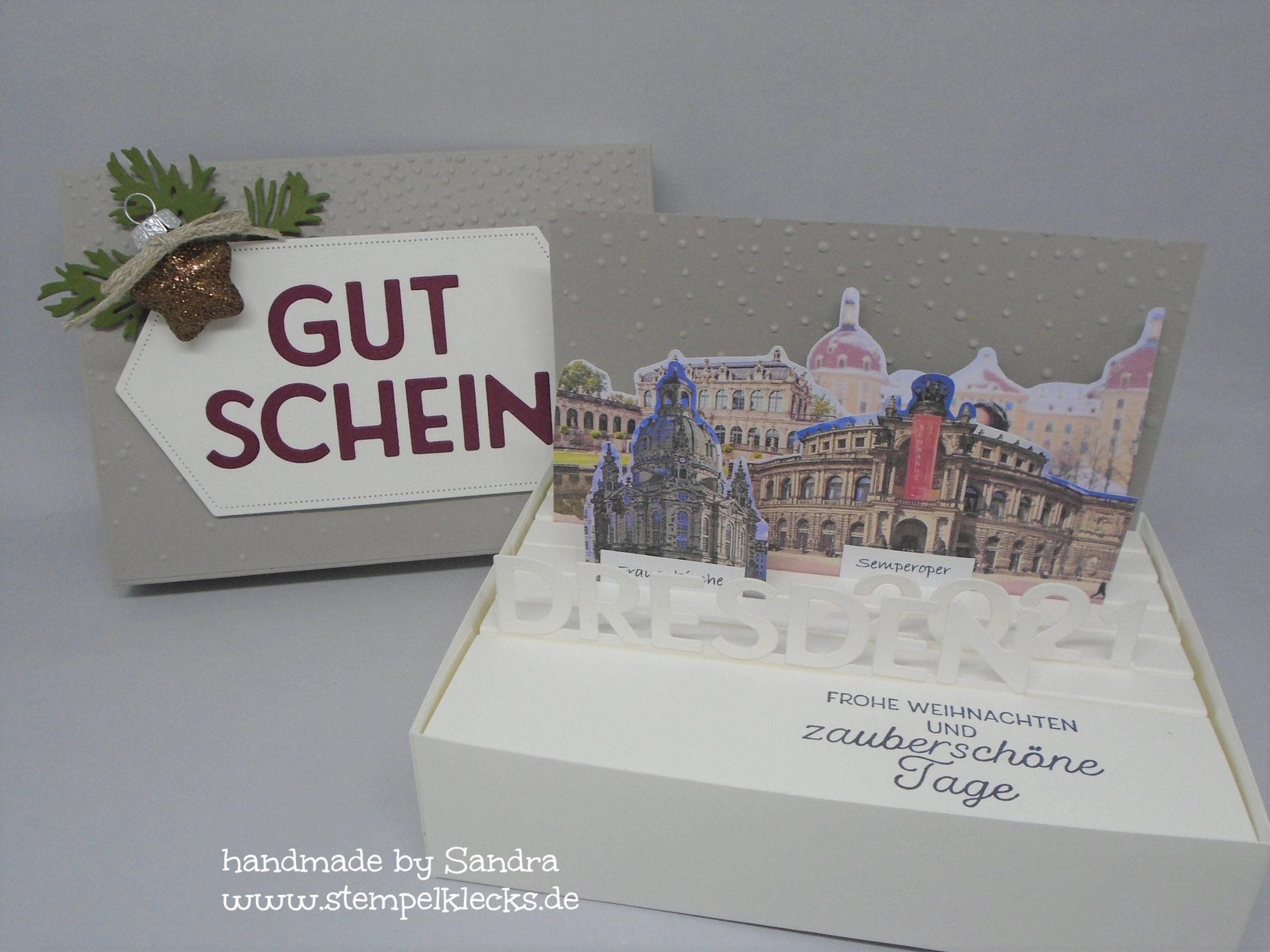 Steckbox - Gutschein