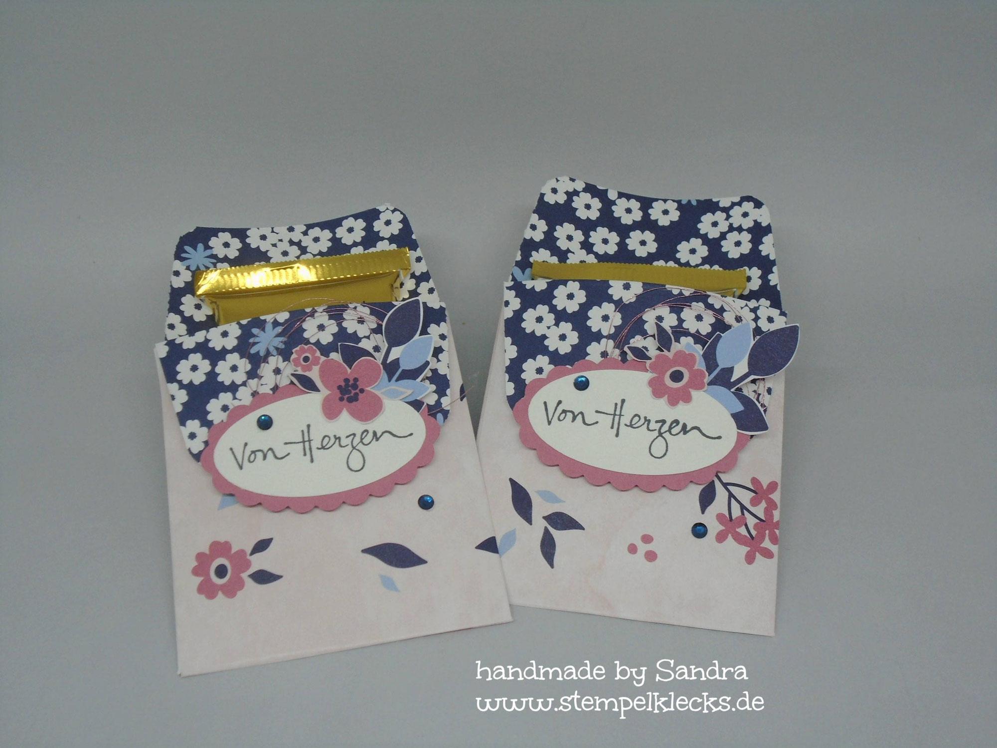 Kleine Auszeit - Papierblüten