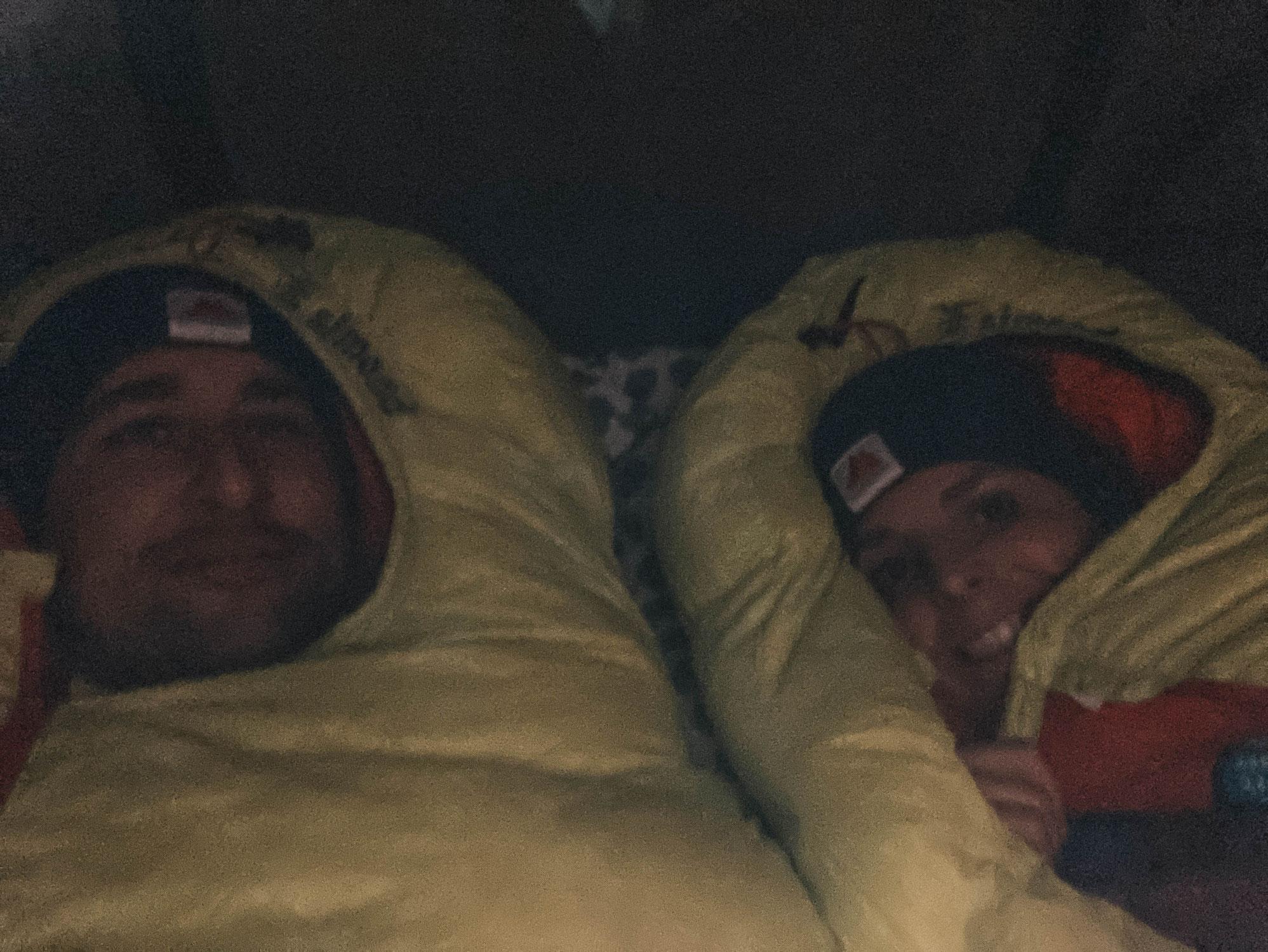 Peut-on voyager confortablement en tente de toit en hiver?
