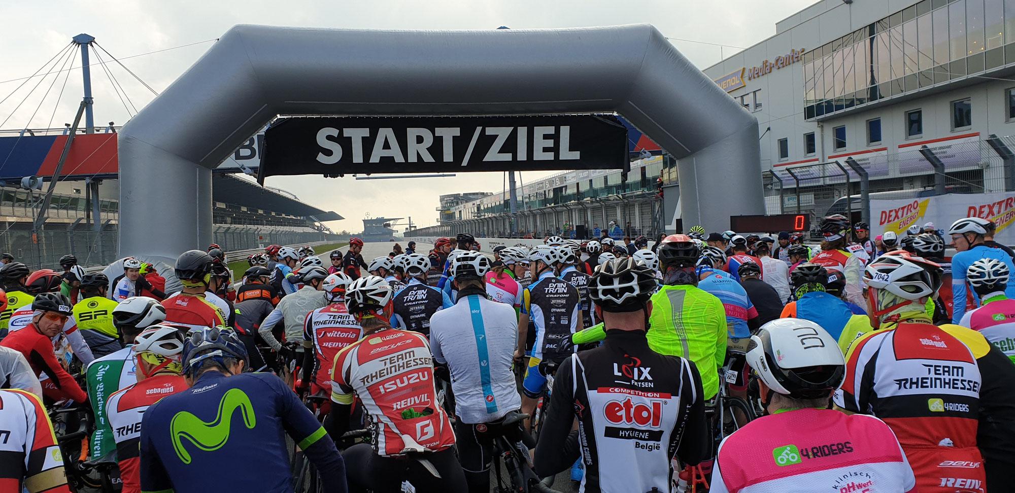 Circuit Cycling Nürburgring