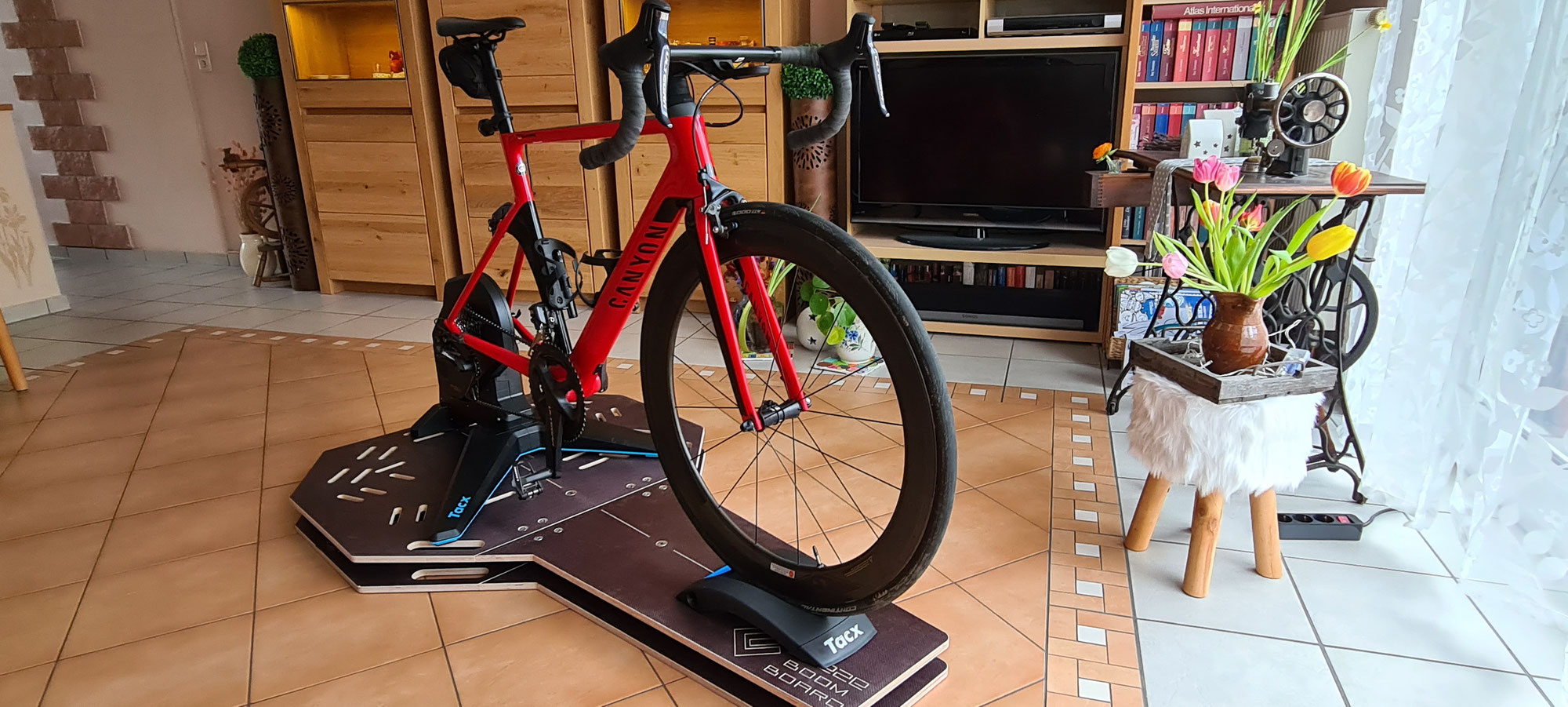 Indoor-Cycling 2.0