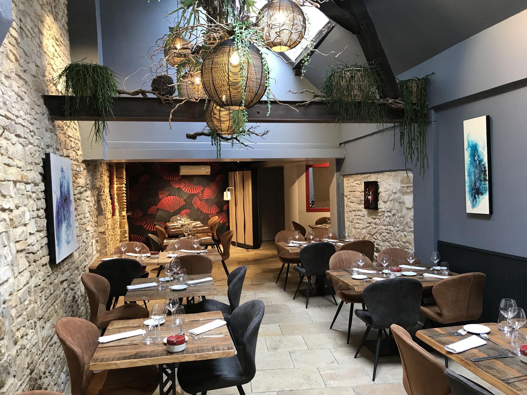 Jeux 2 Goûts – le restaurant de Christophe Marchais agitateur de saveurs !
